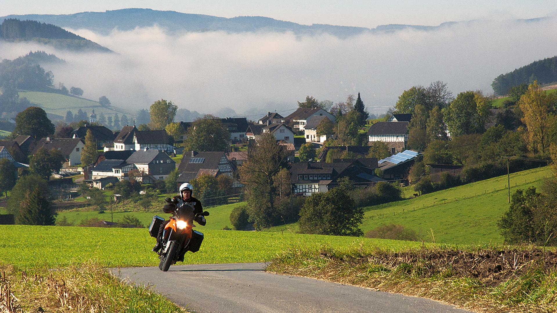 Westliches Sauerland