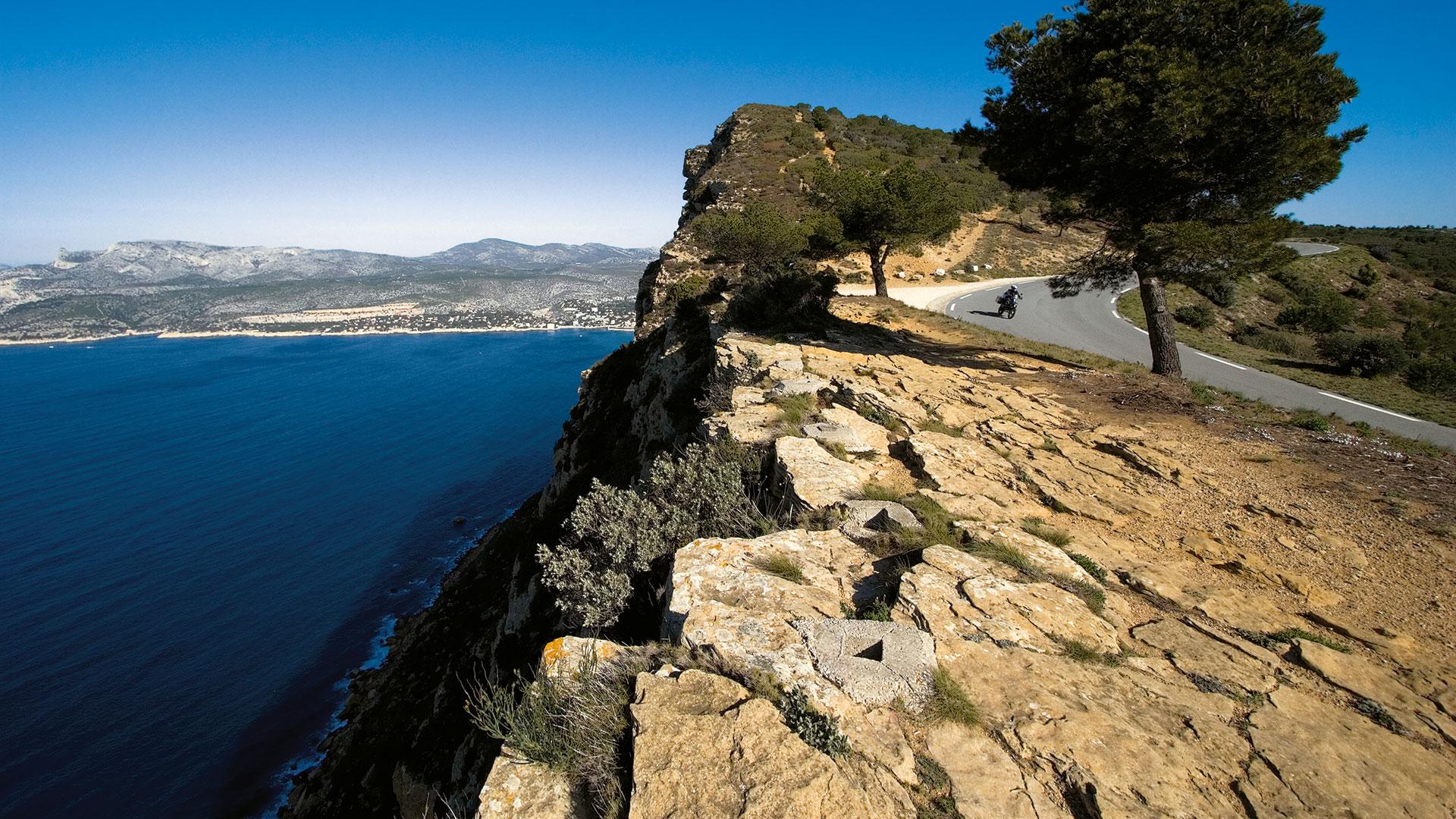 Côte Vermeille / Costa Brava - Banyuls-sur-Mer – El Port de la Selva
