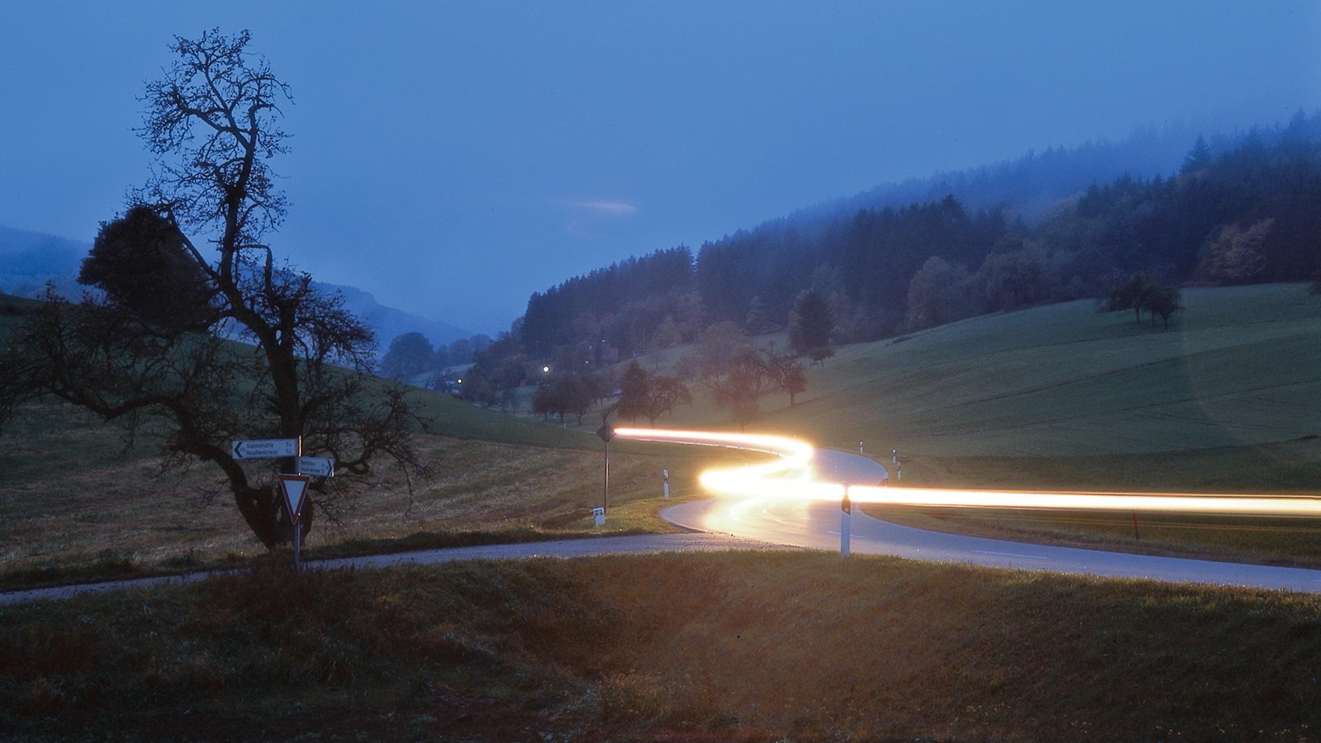 Bergstrasse und mehr