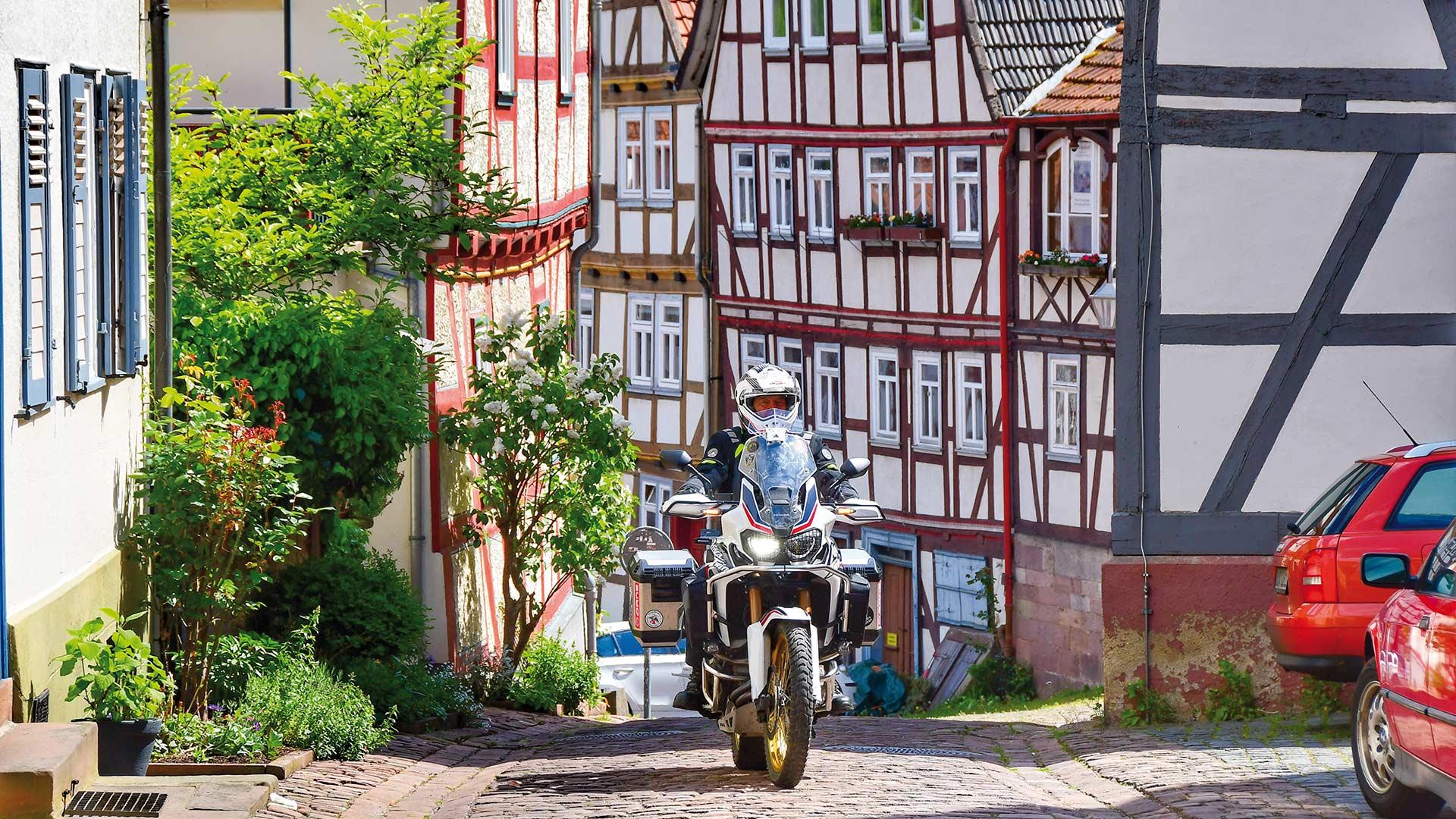 Kegeltour, Tour 2 (Ringstraße Hoher Vogelsberg)