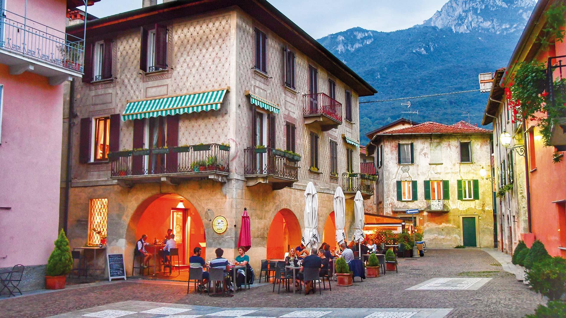 Saluti, Alpi Orobie! Tour 2