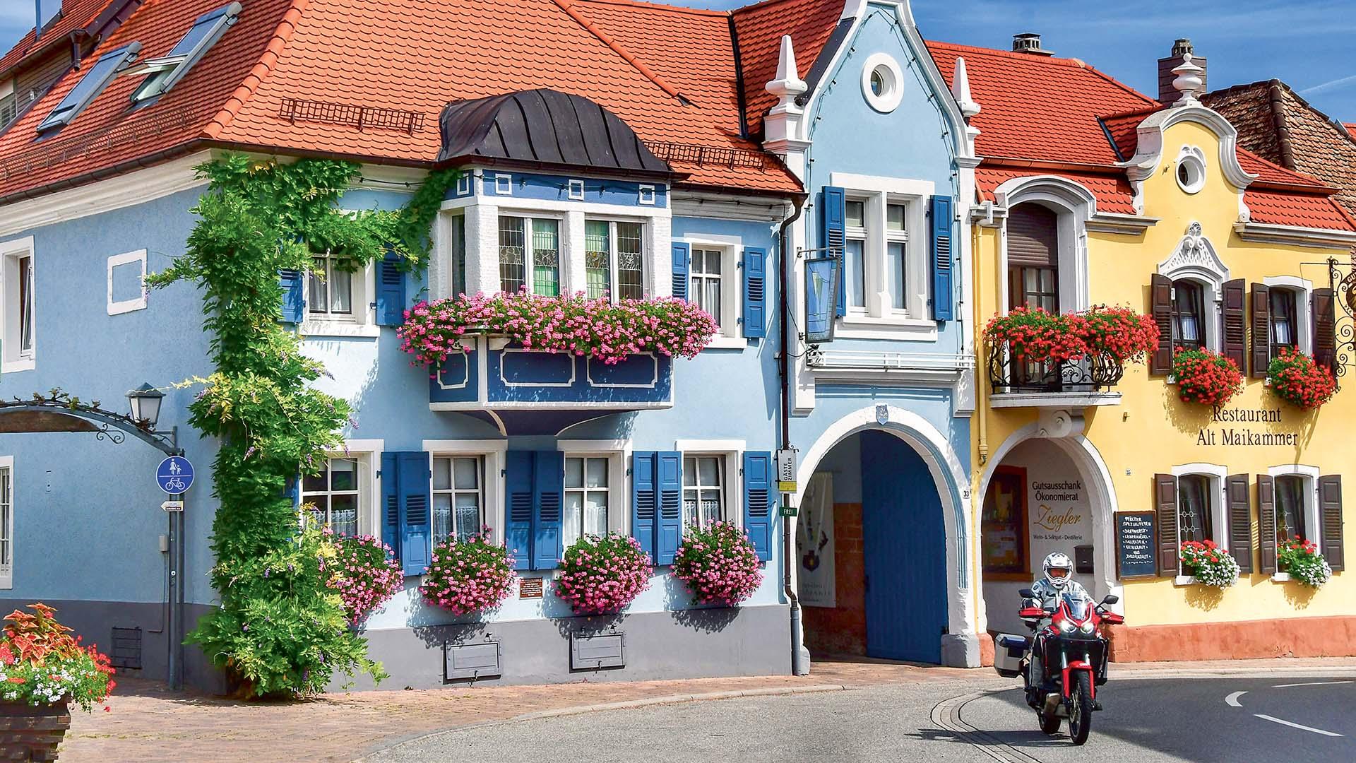 Toskana des Saarlands, Tour 1