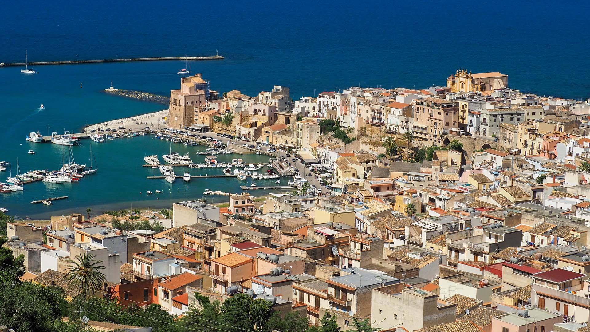 Cannoli siciliani, Tour 1 (Rundtour)