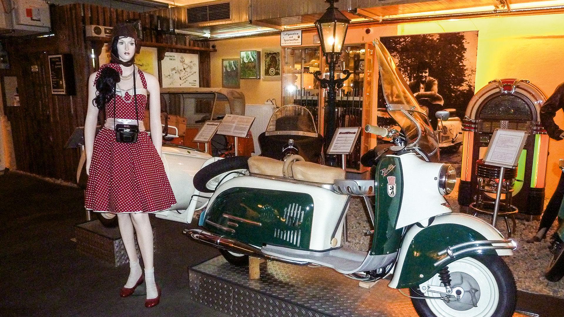 Berlin - Hauptstadt der Motorradhistorie
