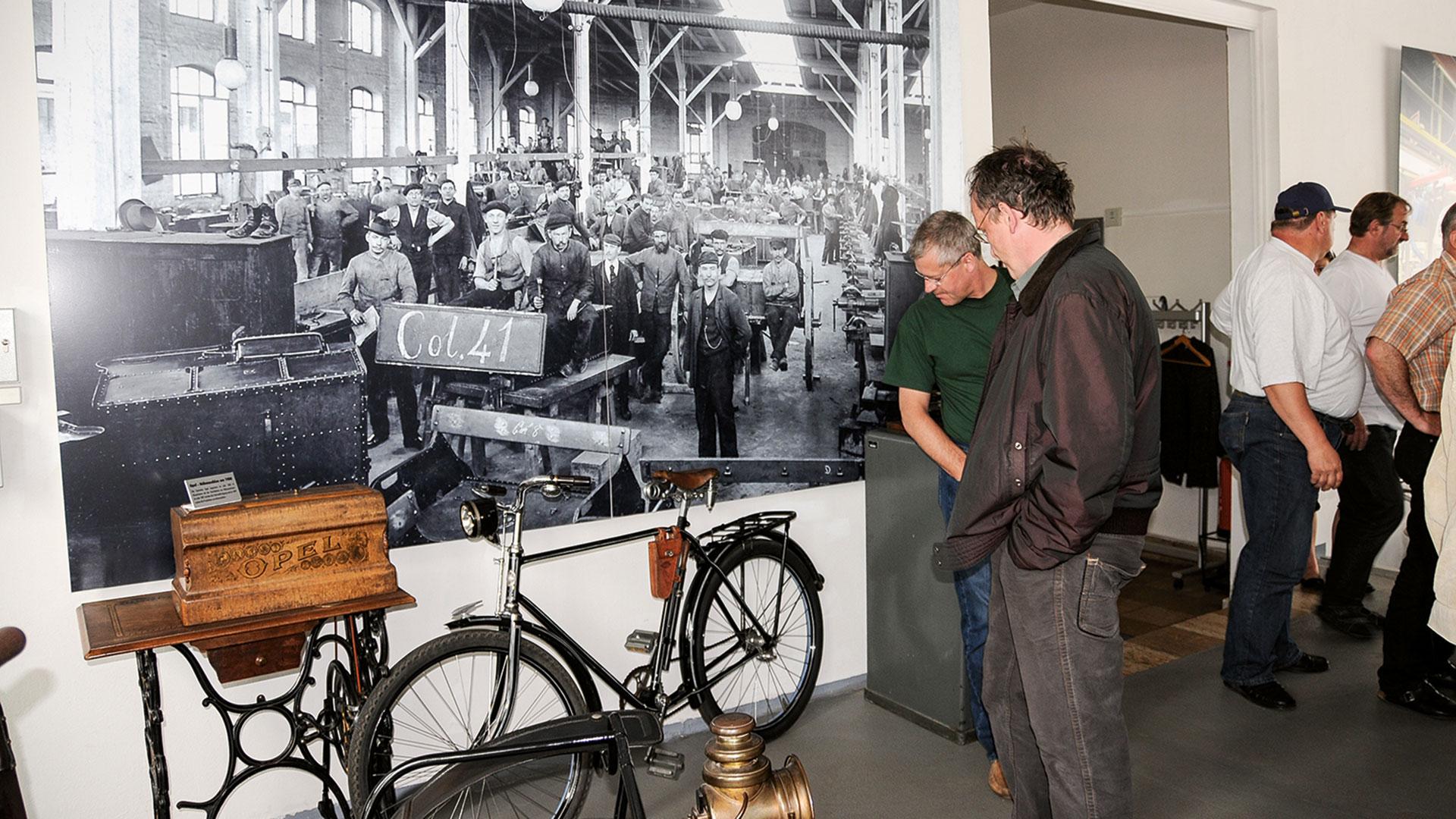 Sachsens gelebte Zweiradgeschichte