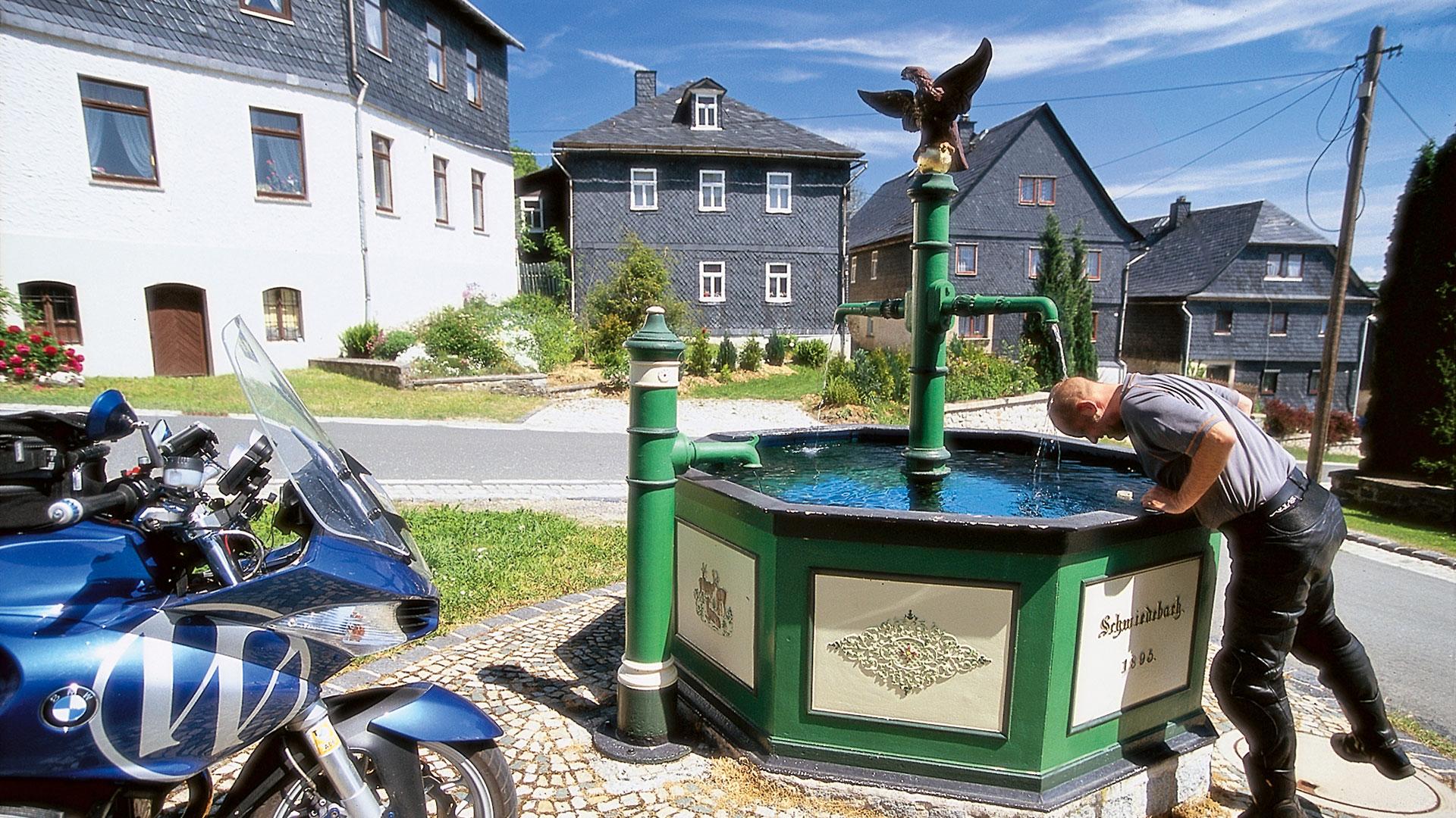 Frankenhöhe - Steigerwald