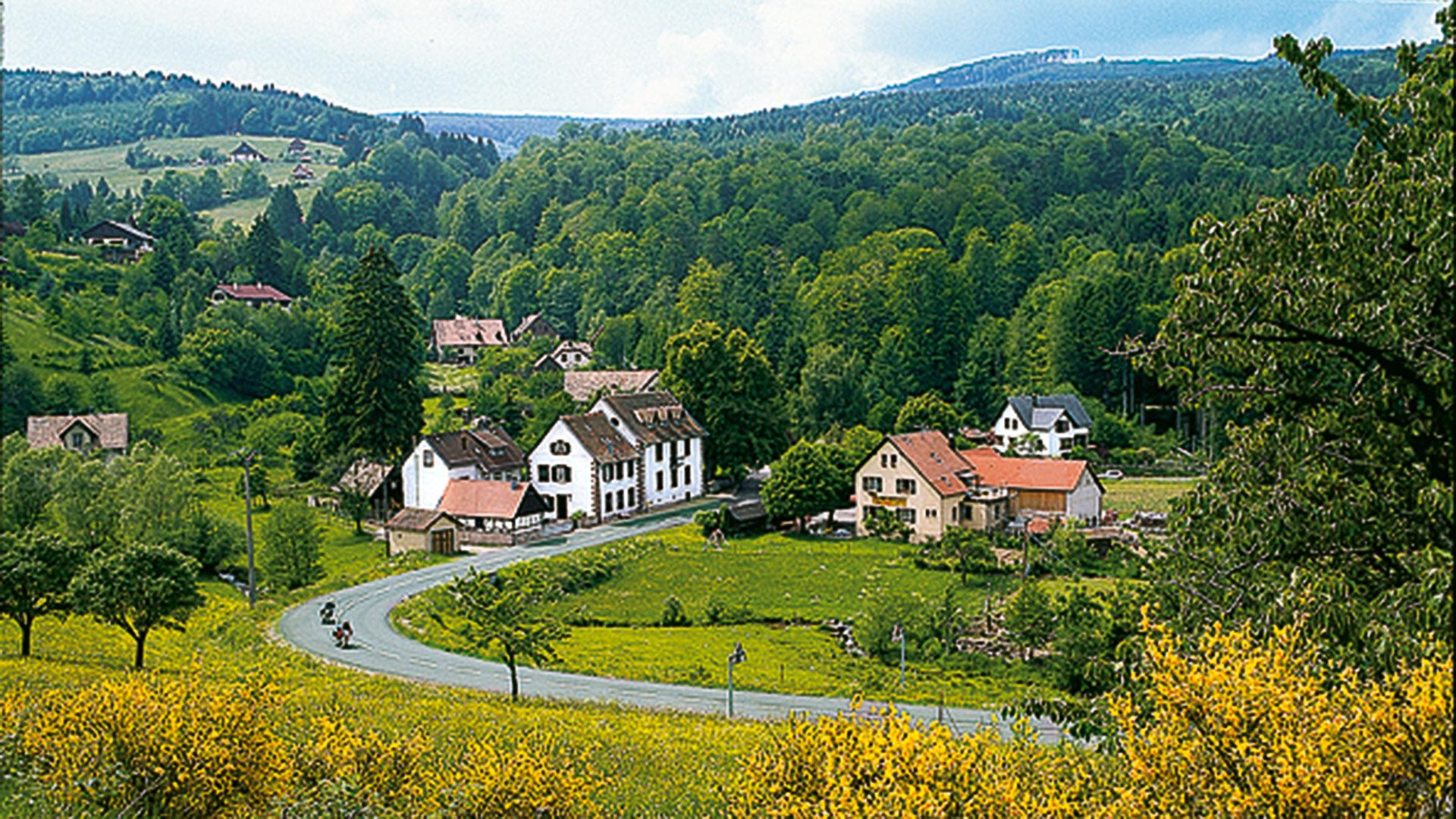 Morsbronn - Molsheim