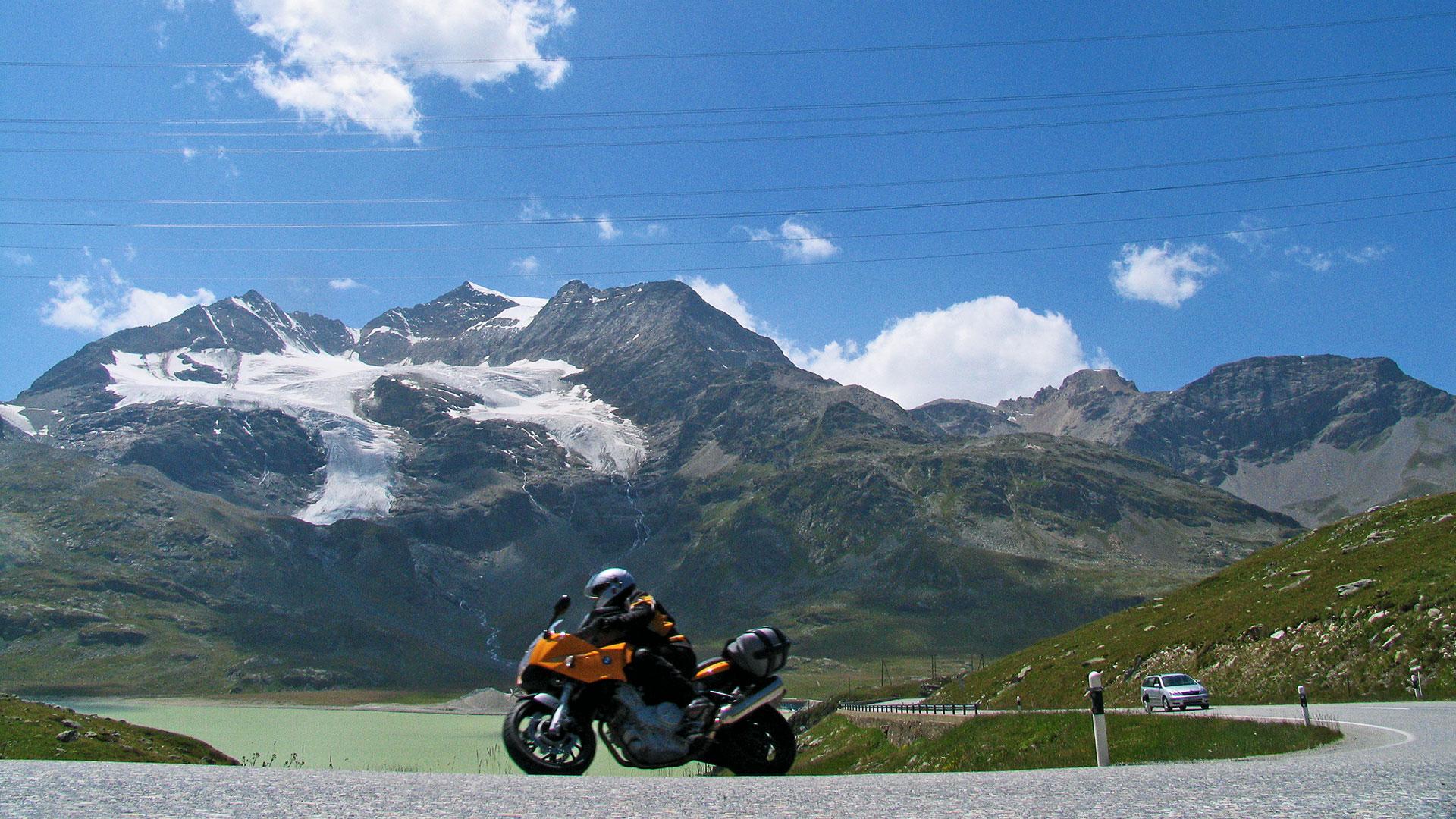 Von Oberbayern in die Dolomiten