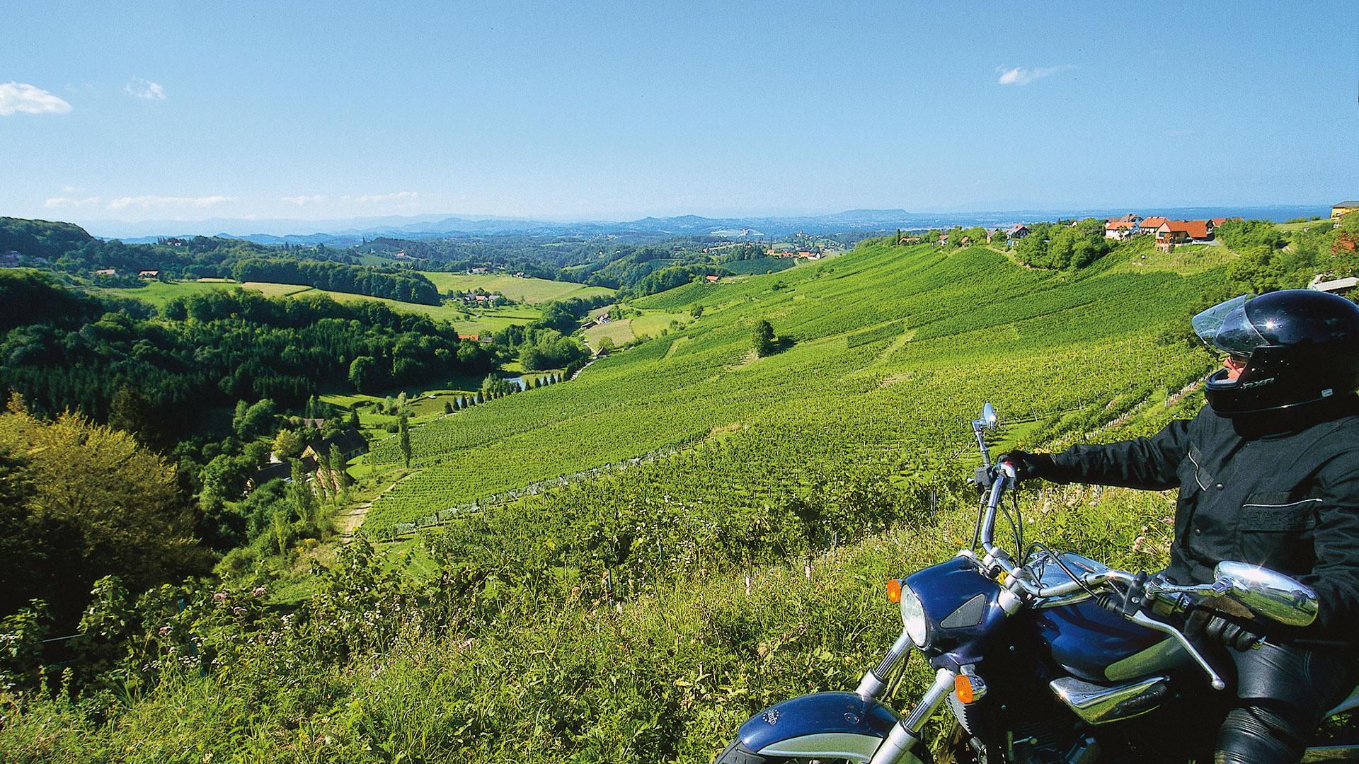 Osttirol mit kleinem Grenzverkehr
