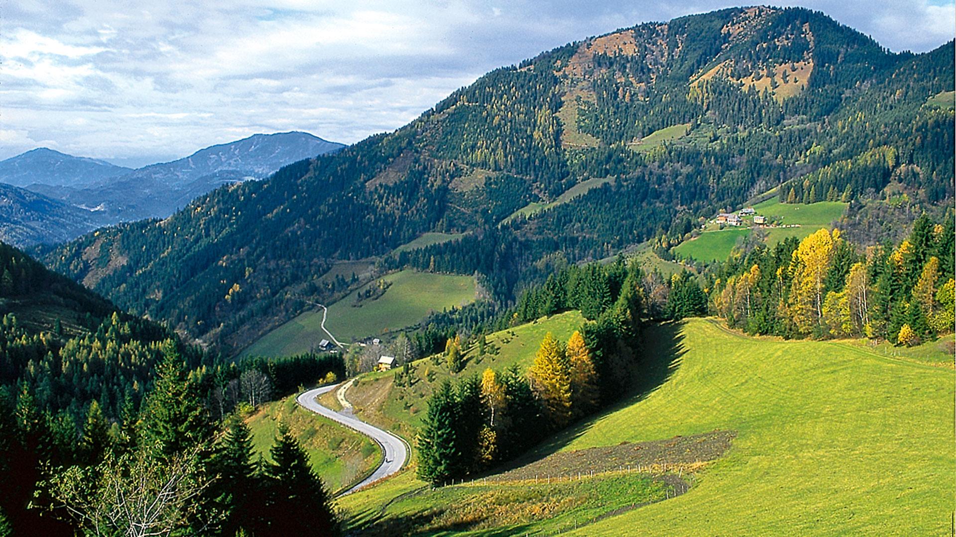Durch die Steiermark