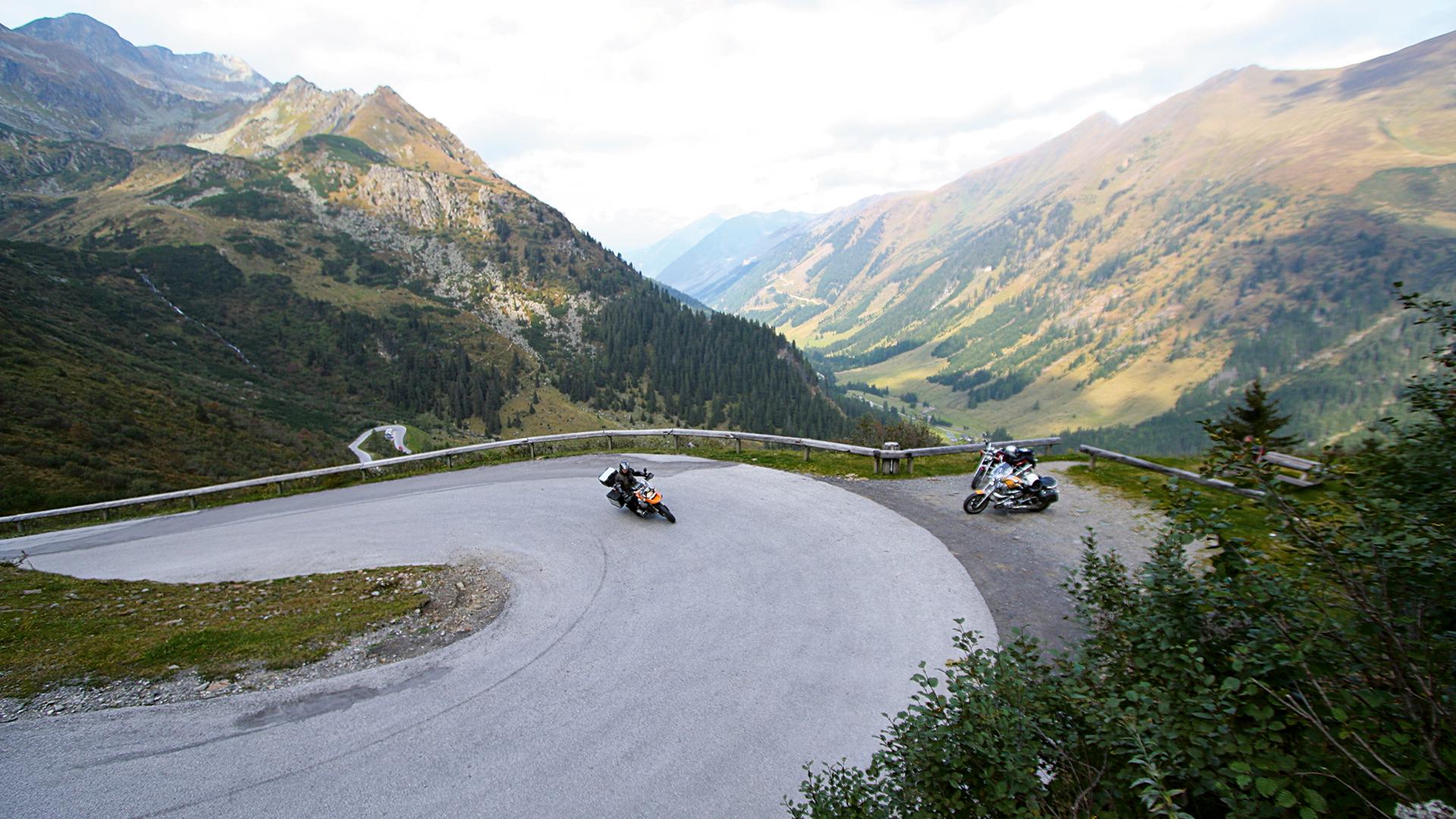 Karawanken und Julische Alpen