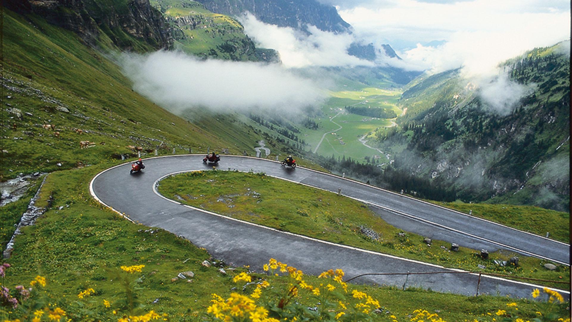 Schweiz ganz zentral