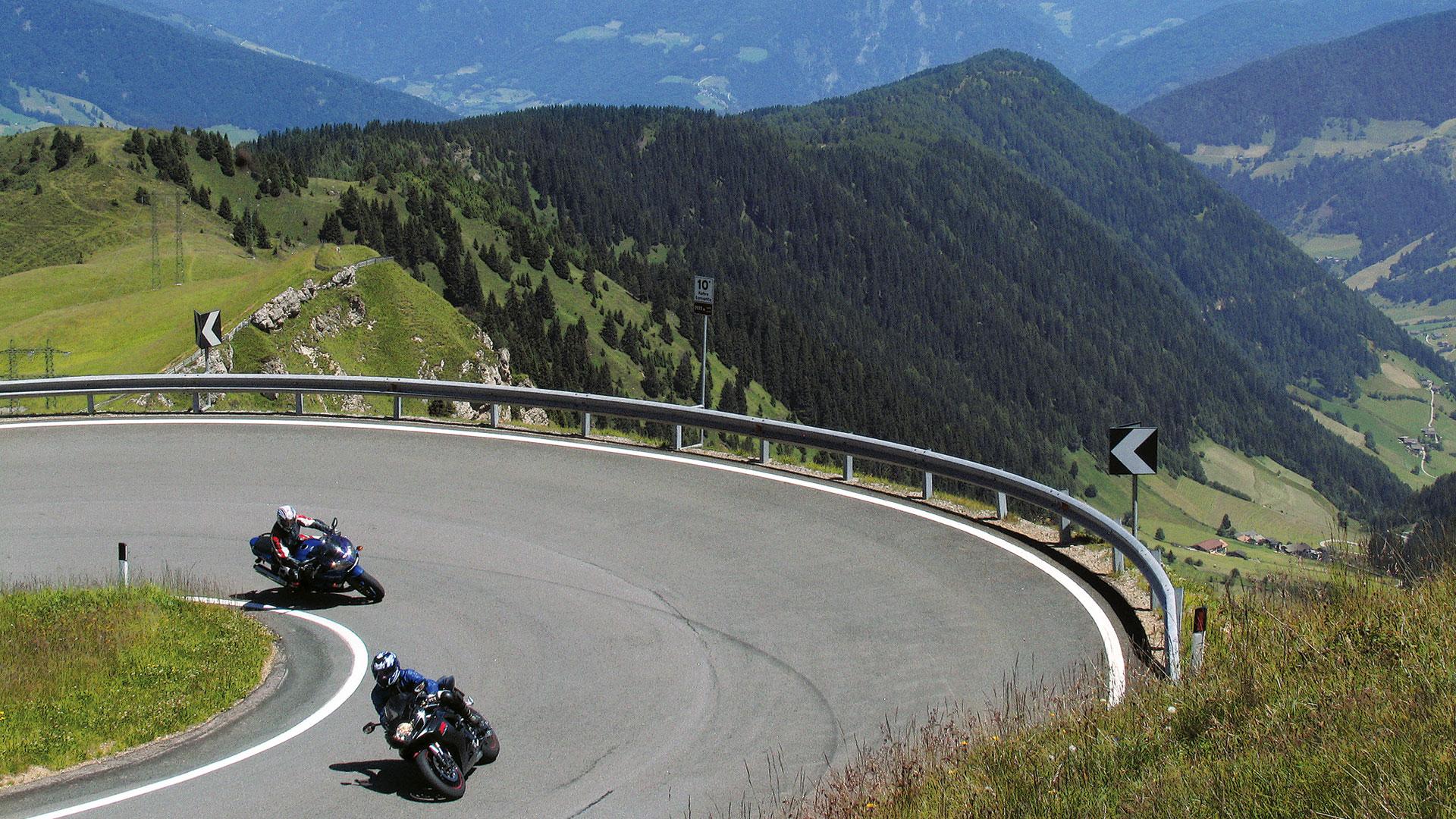 Vom Bodensee zum Fernpass