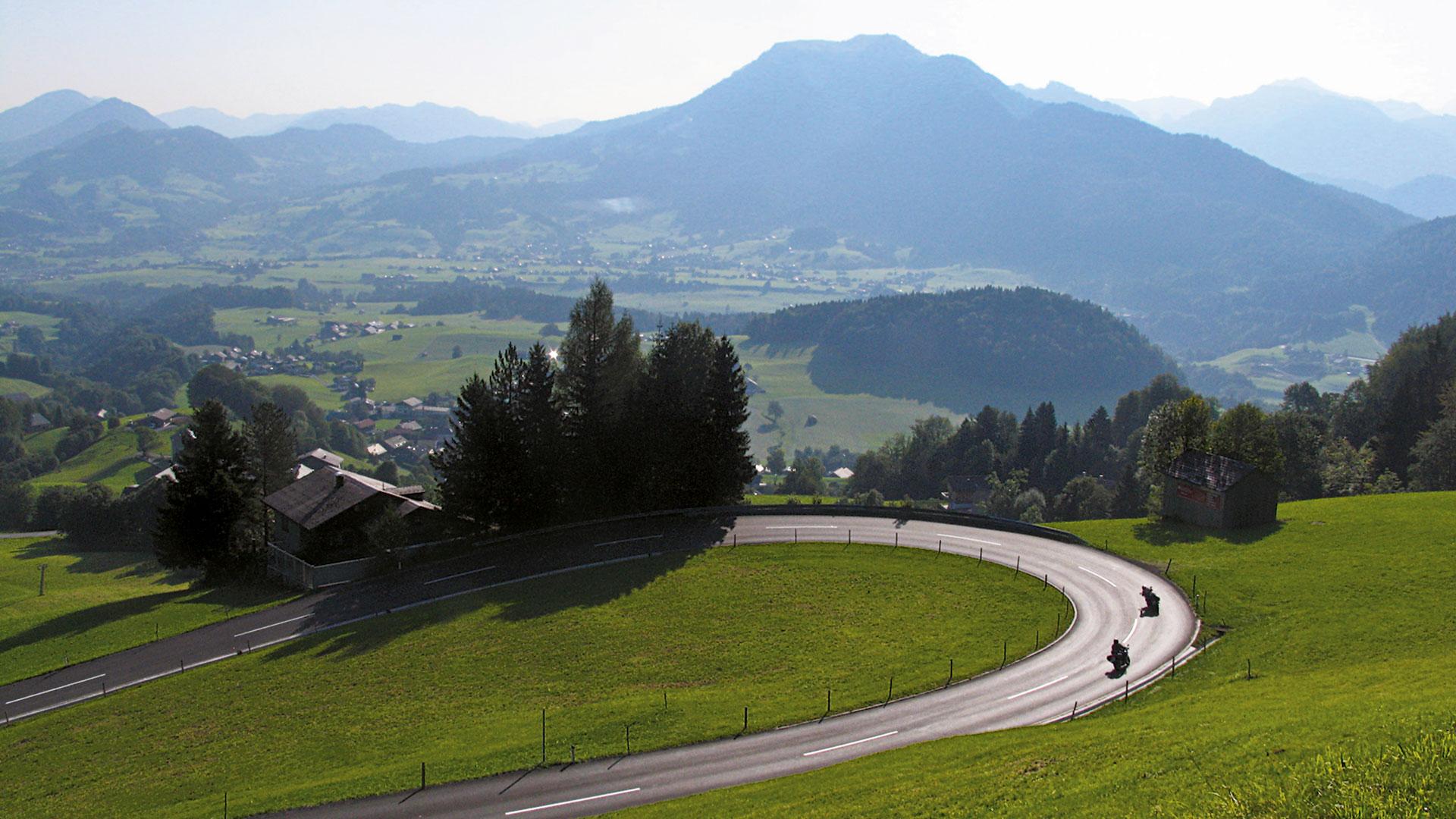 Von Oberbayern ins Lombardische
