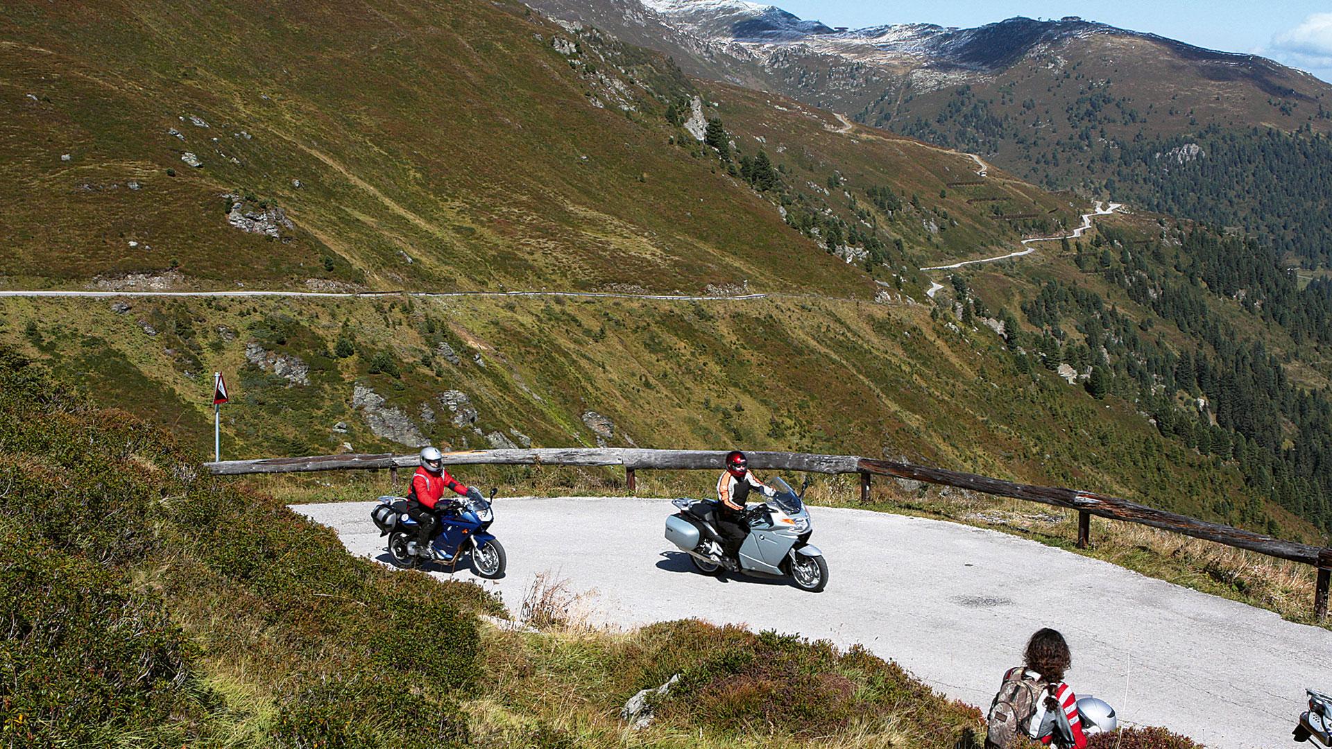 Vom Tessin nach Graubünden