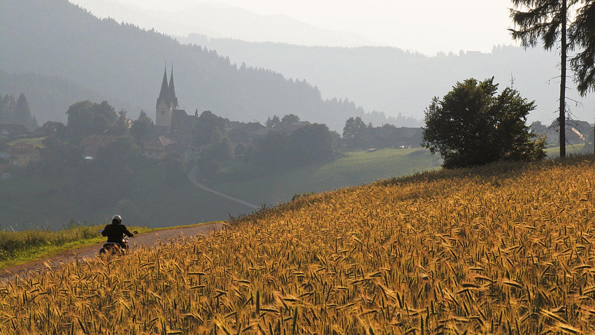 Vom Prättigau in die Lombardei