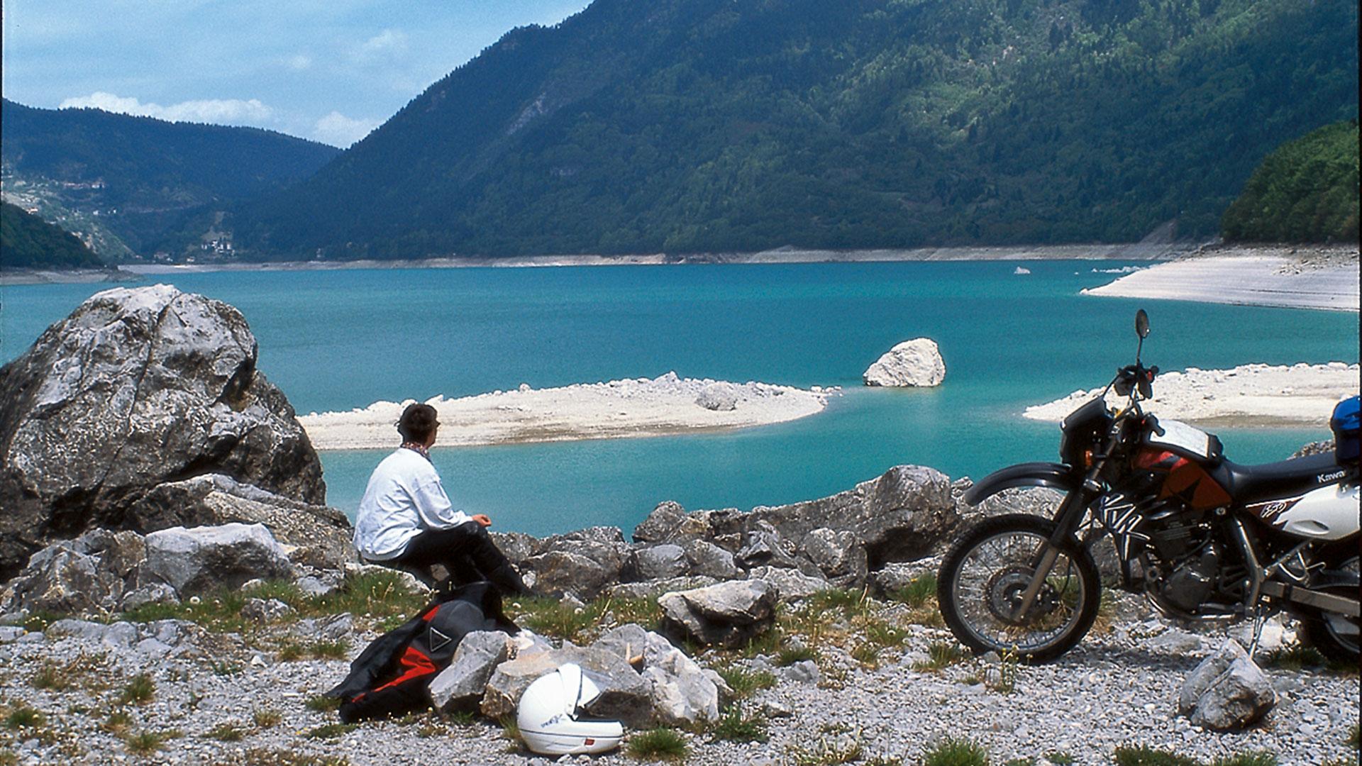 Quer durch die Bergamasker Alpen