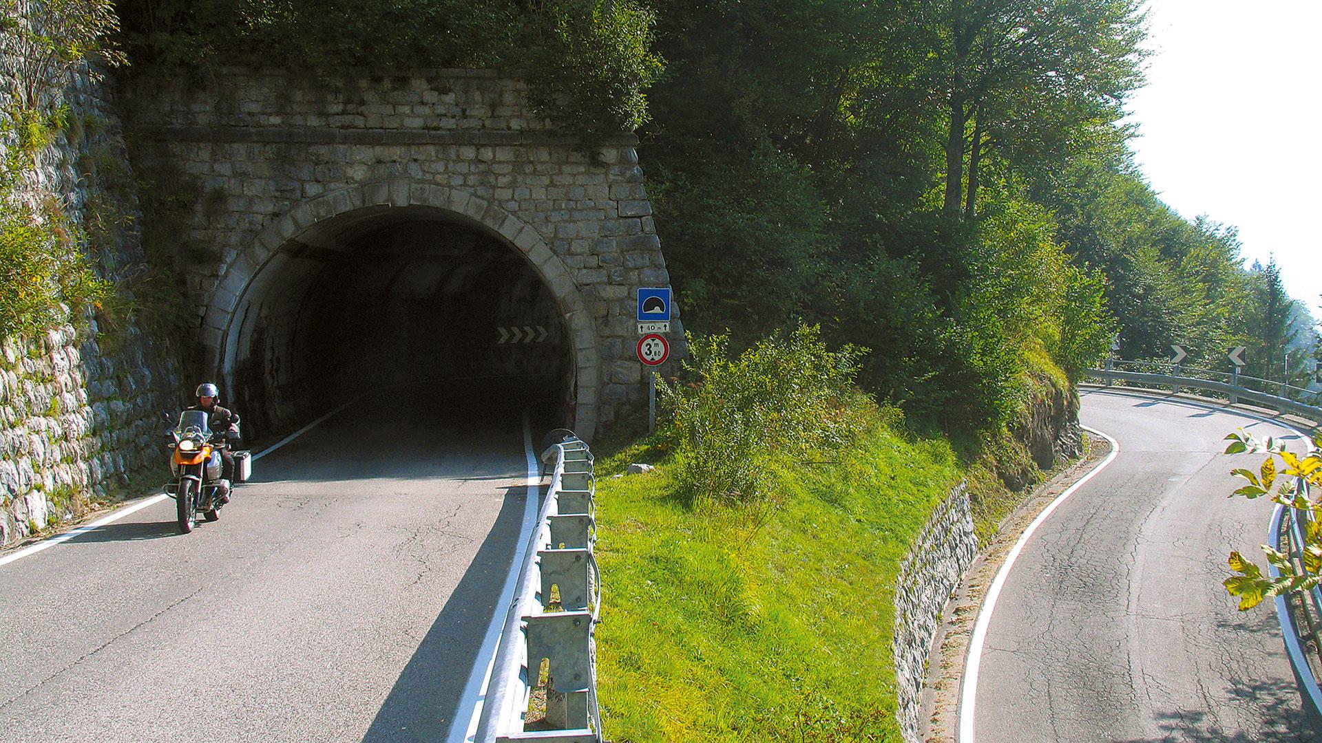 Von Bozen nach Riva del Garda