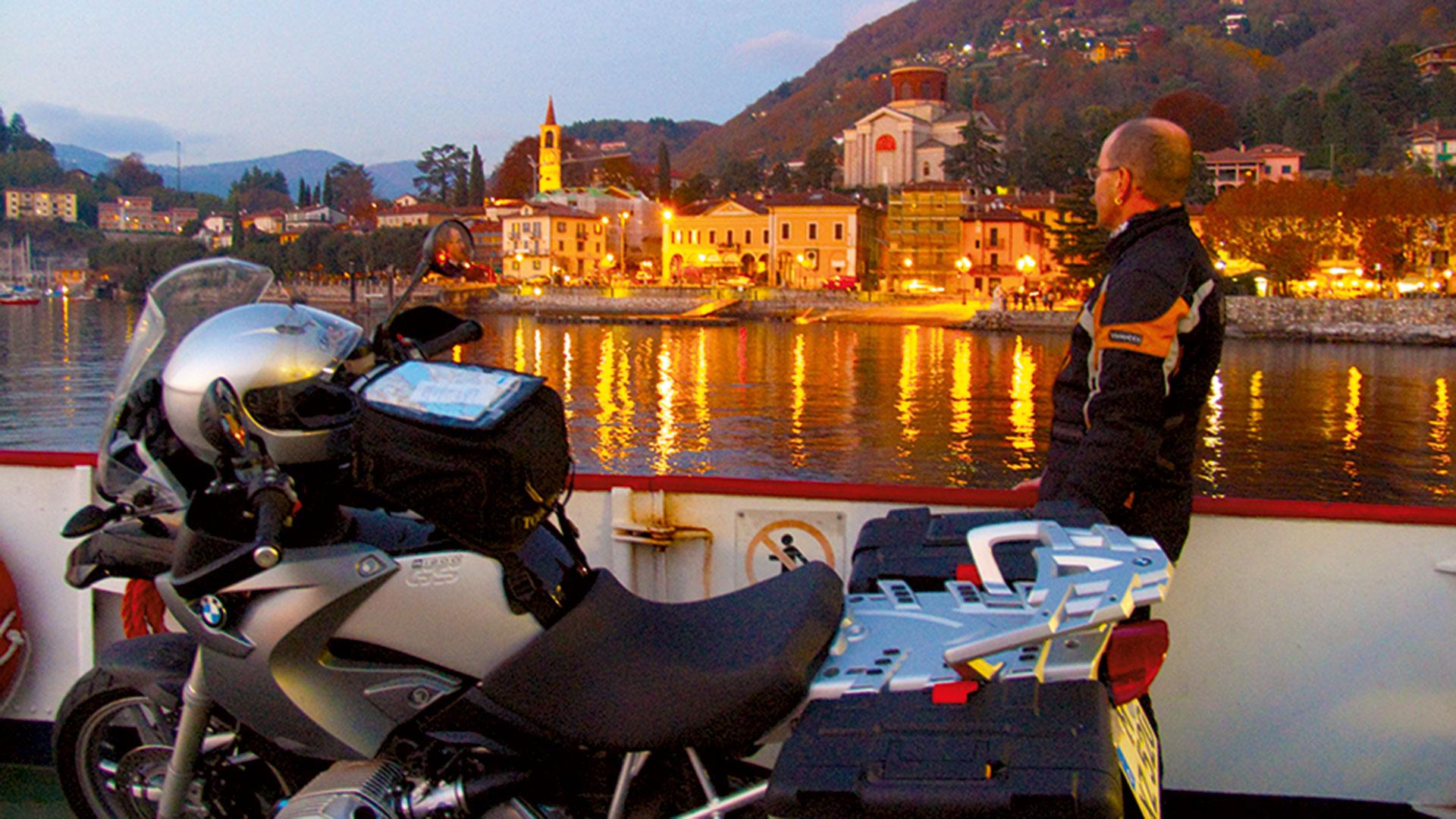 Lago Maggiore und seine Berge