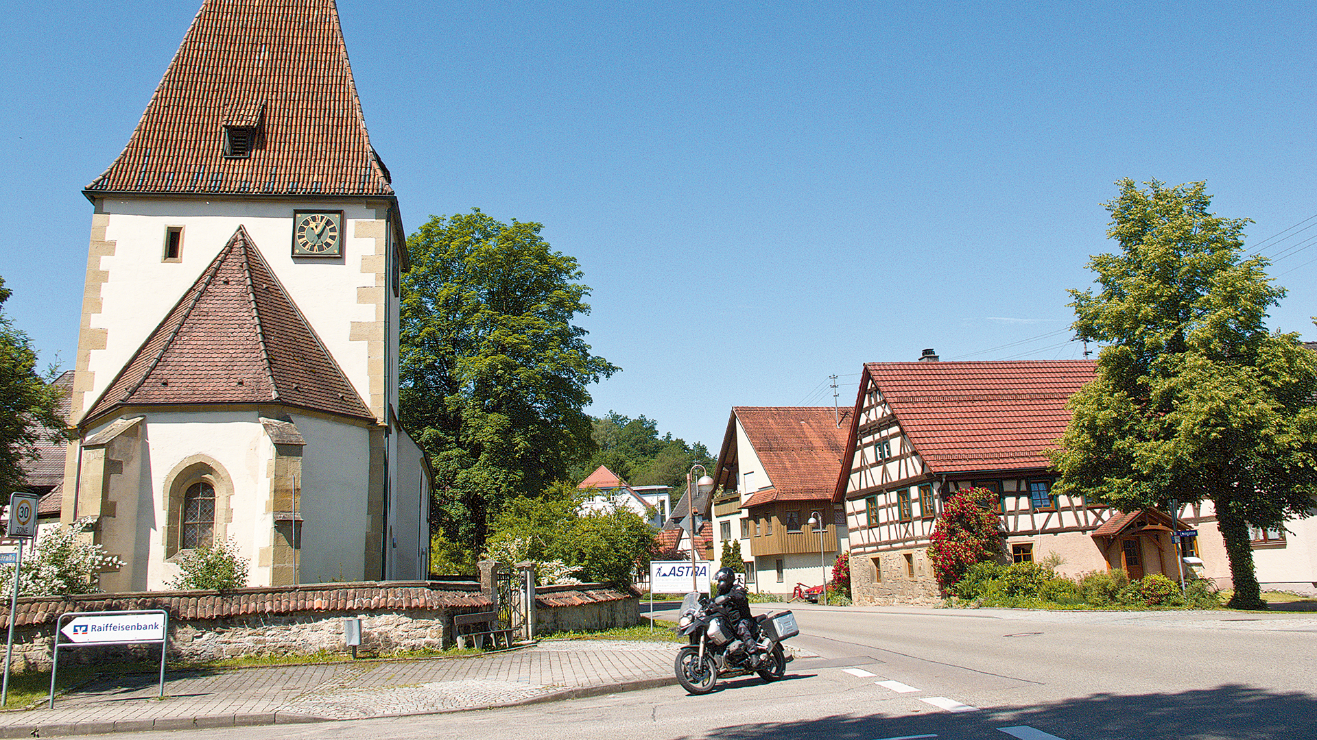 In Ulm und um Ulm... (Nord)