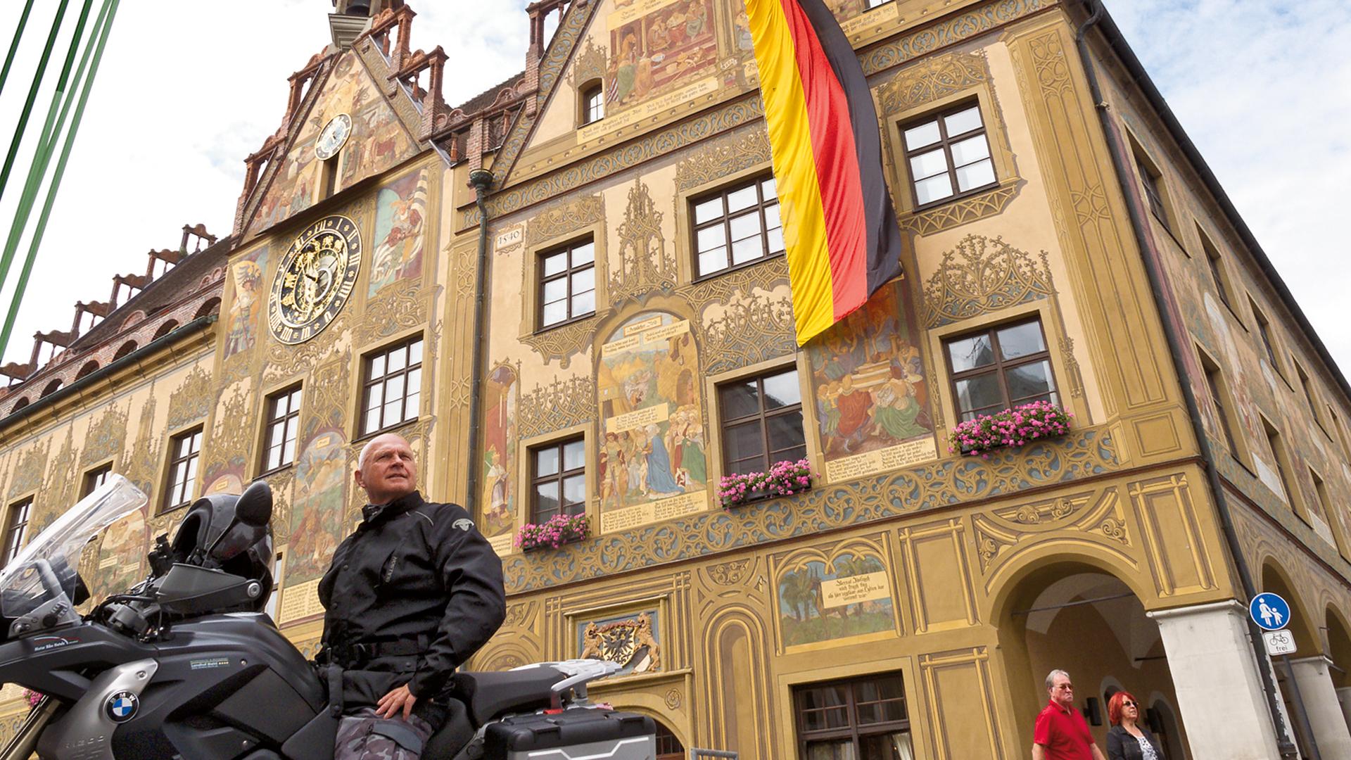 In Ulm und um Ulm... (Mitte)