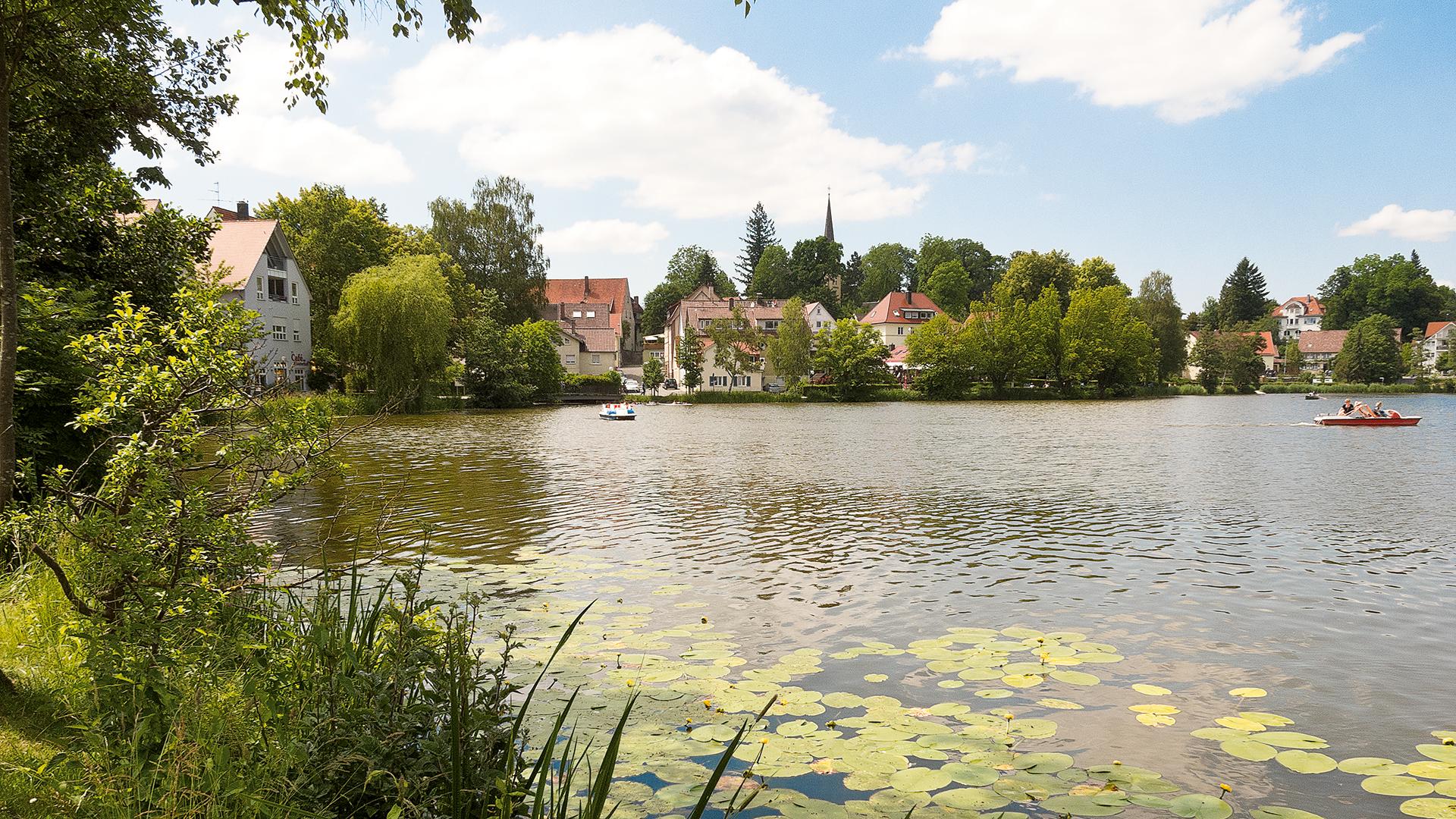 In Ulm und um Ulm... (Süd)