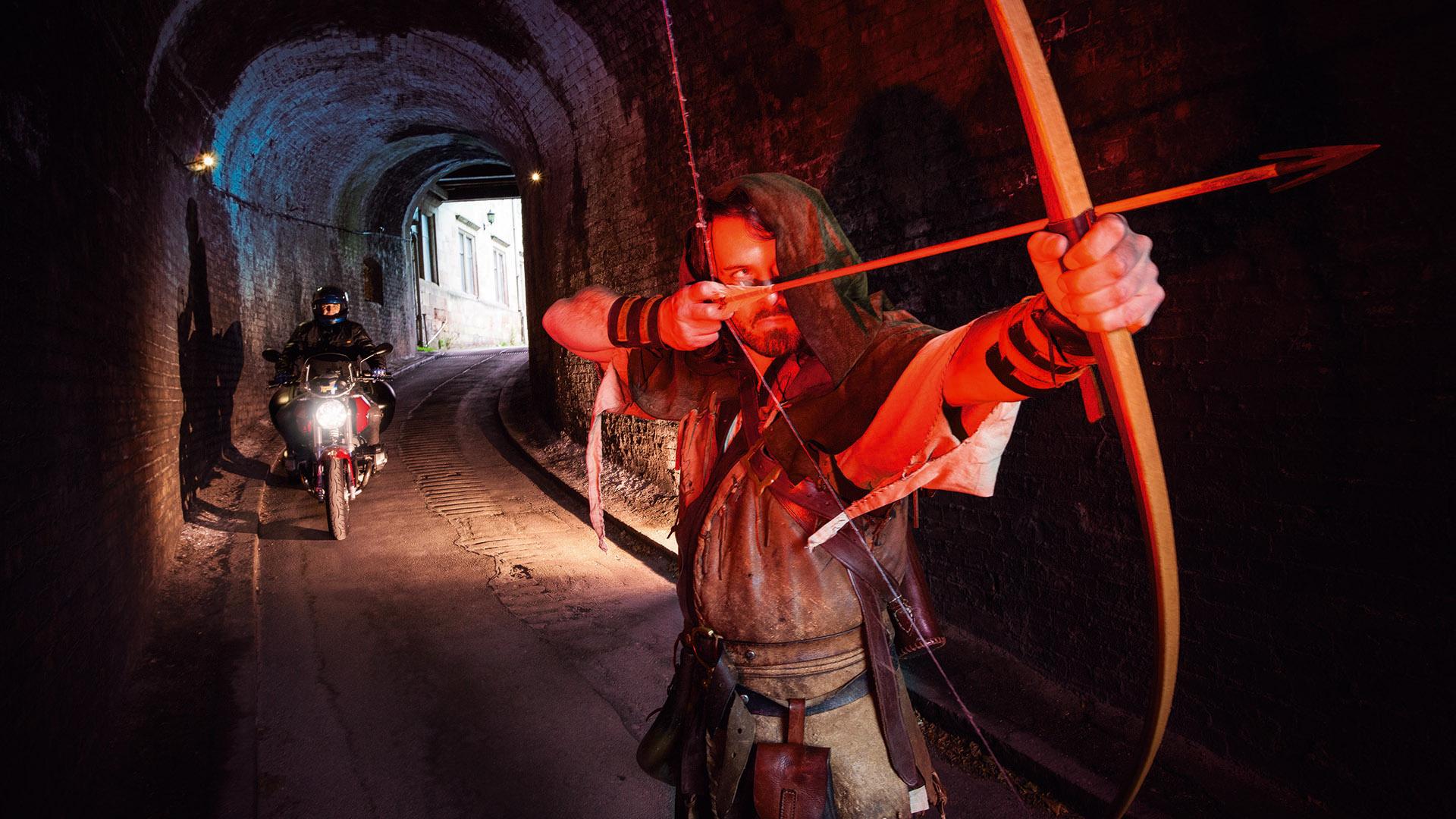 Gestatten … Robin Hood!