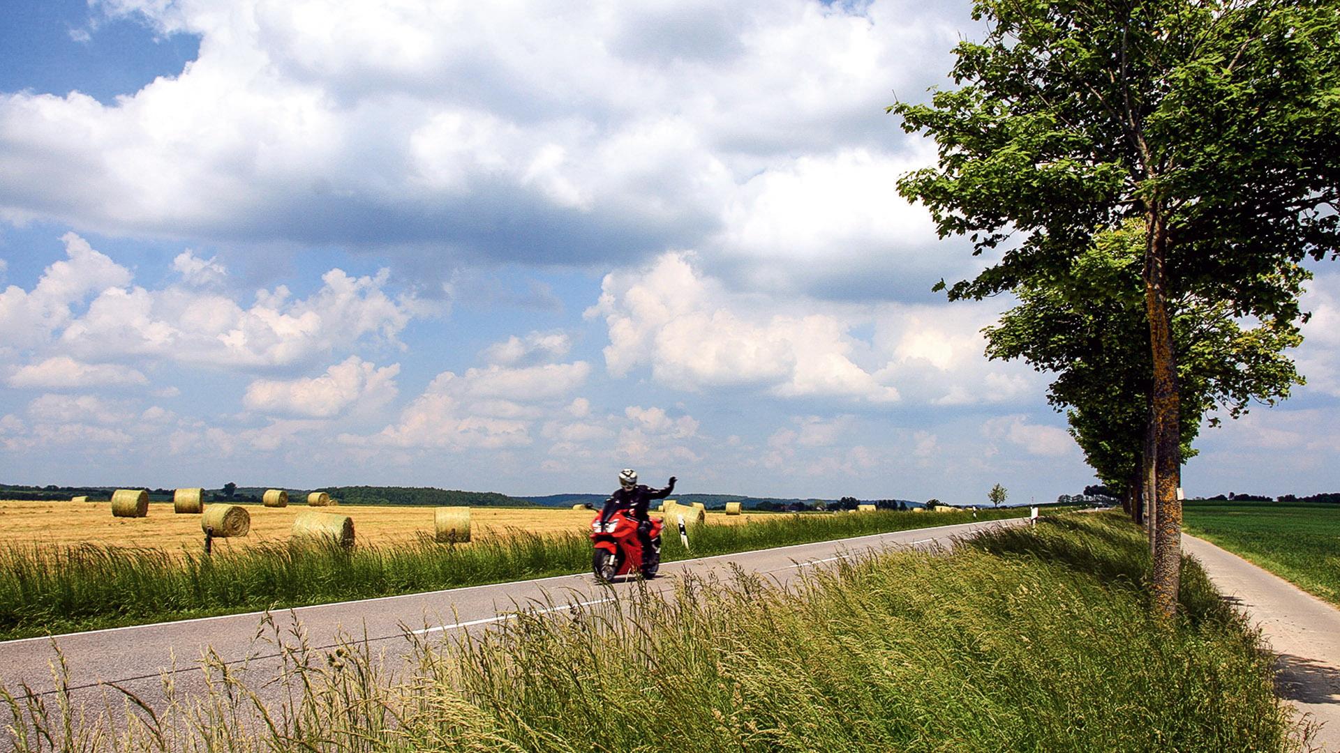 Bisttal, Bliesgau und St. Wendeler Land - Route 1