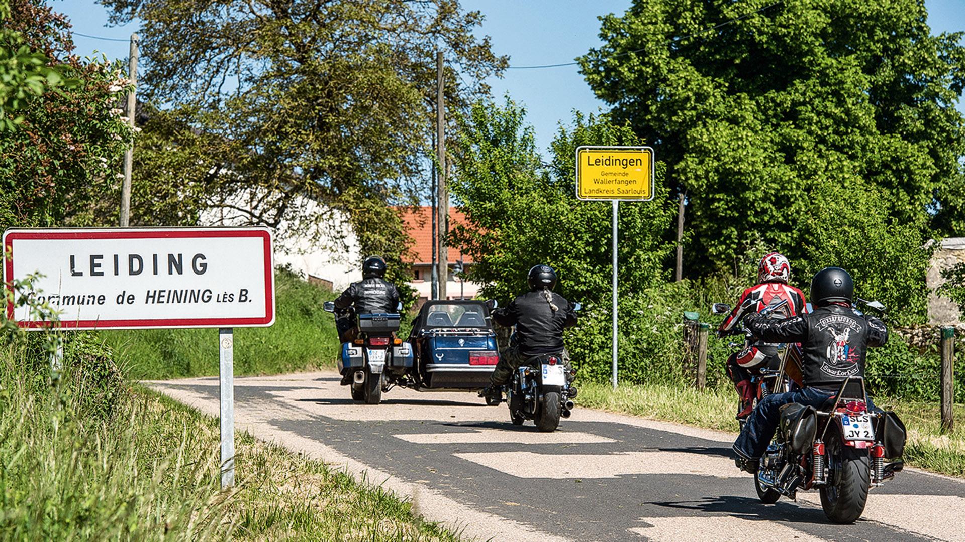 Rund ums Saarland - Route 2