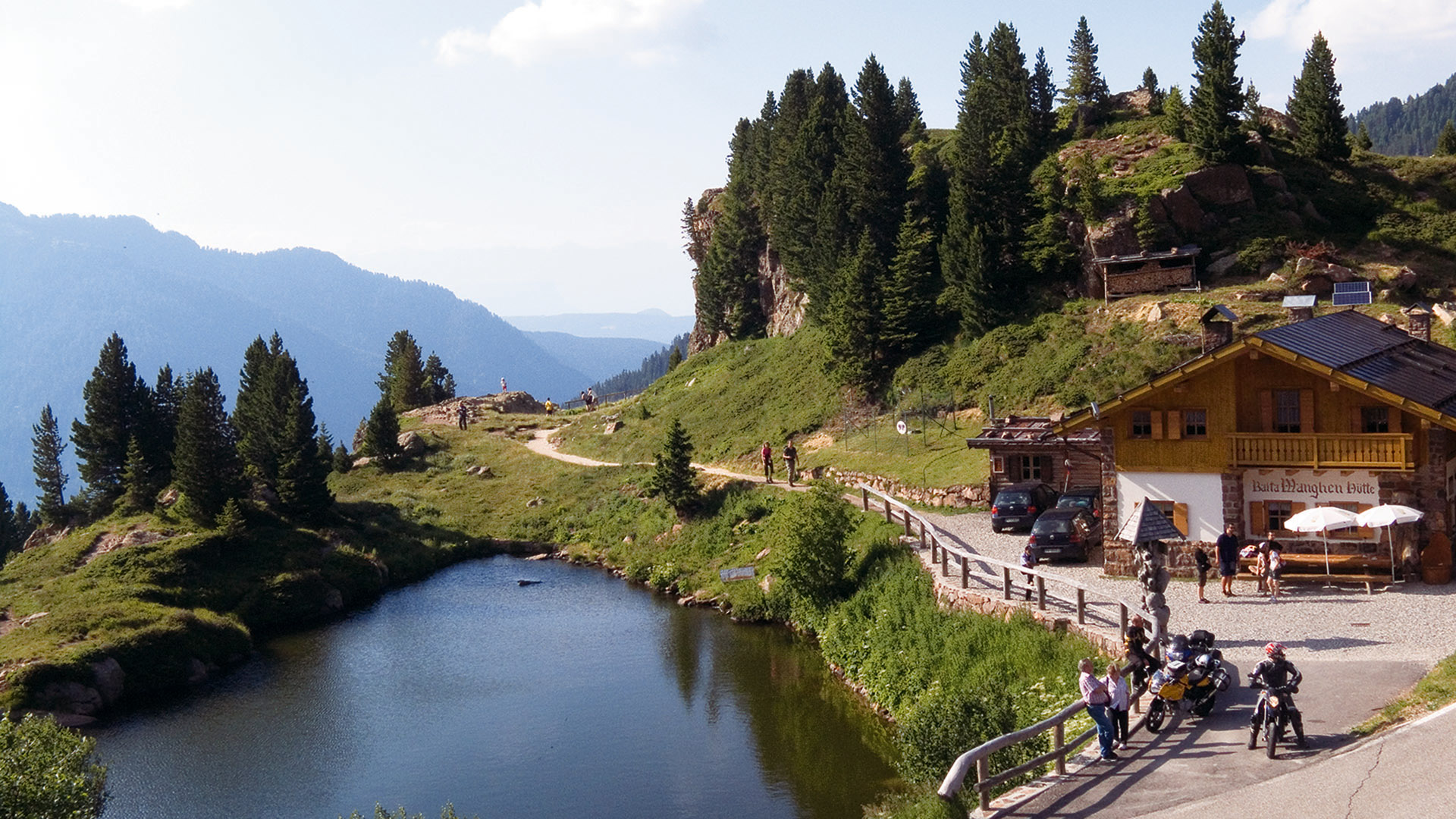 Trentino-Karussell