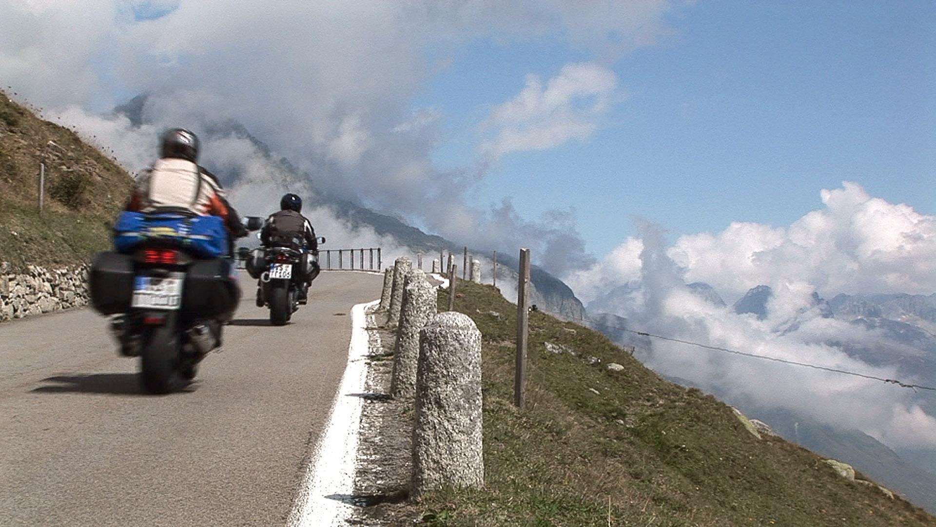 Könige der Kehren - Tour 5: Passo Pordoi