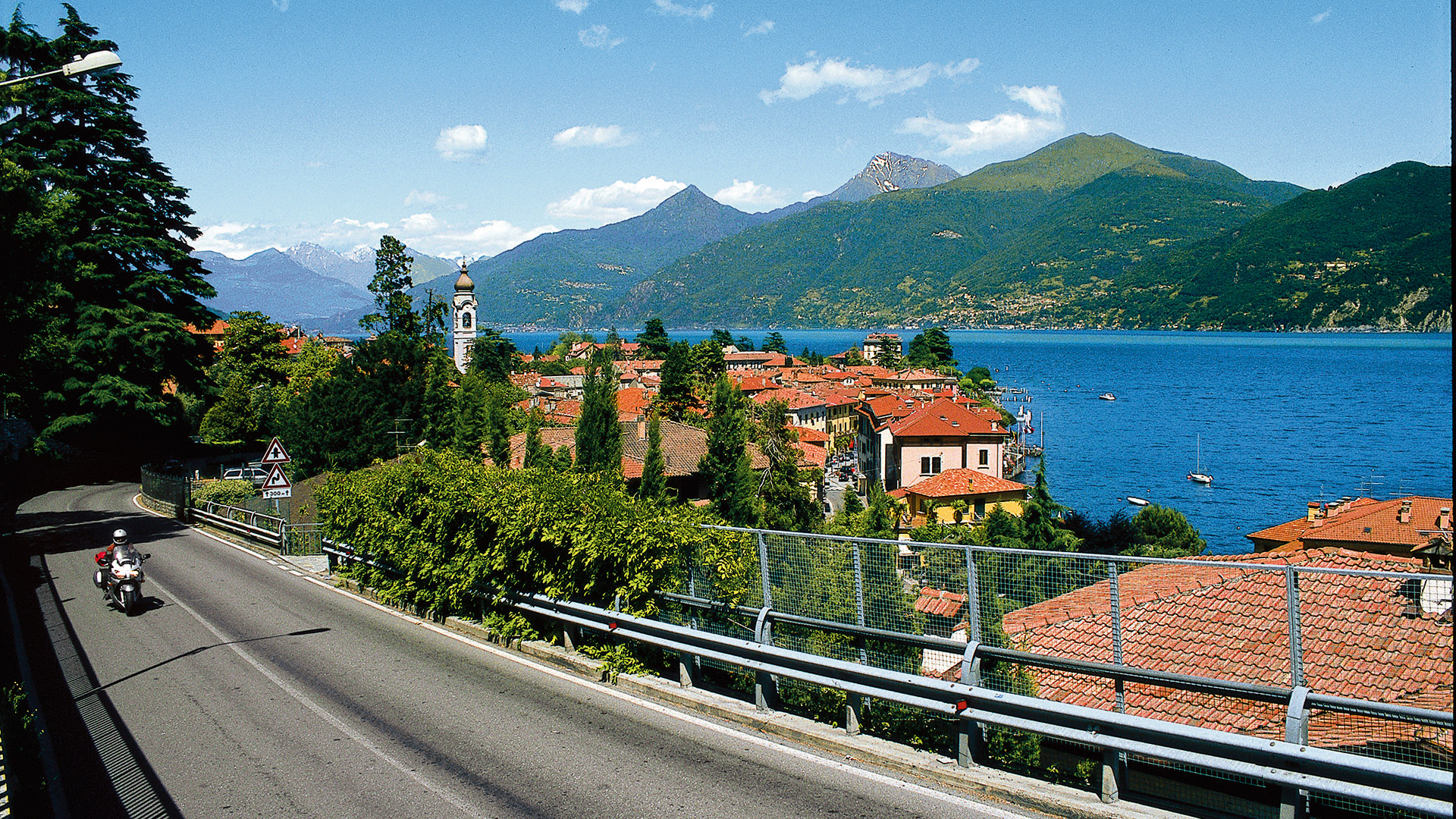 Wasserspiele - Tour 1.1: Lago di Garda