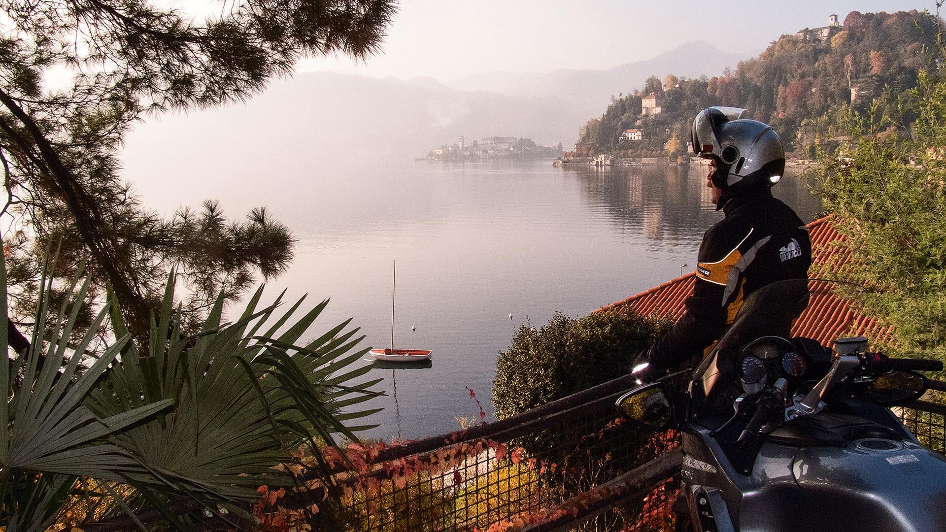Wasserspiele - Tour 1.2: Lago di Garda
