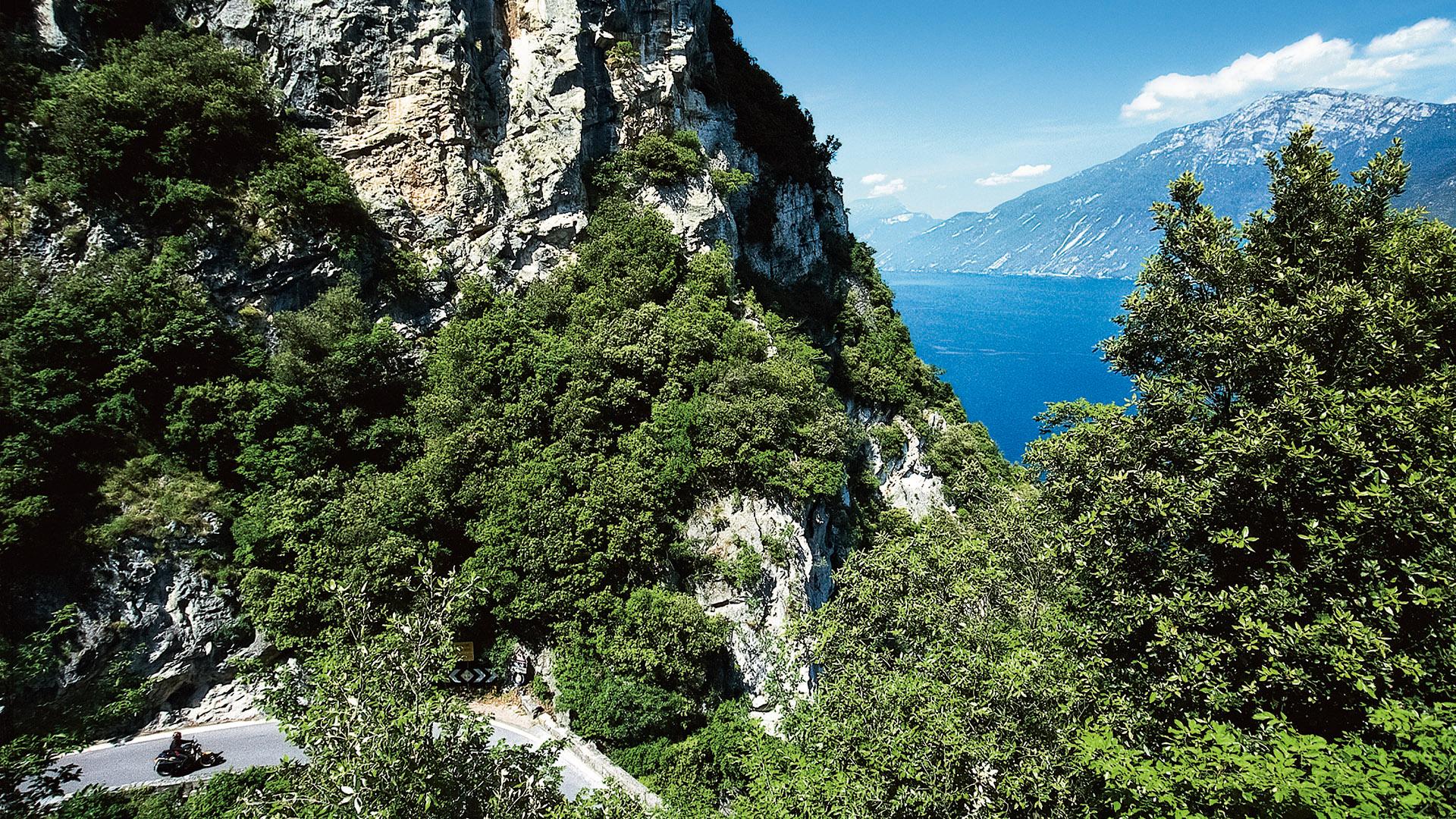 Wasserspiele - Tour 2.2: Lago d'Idro