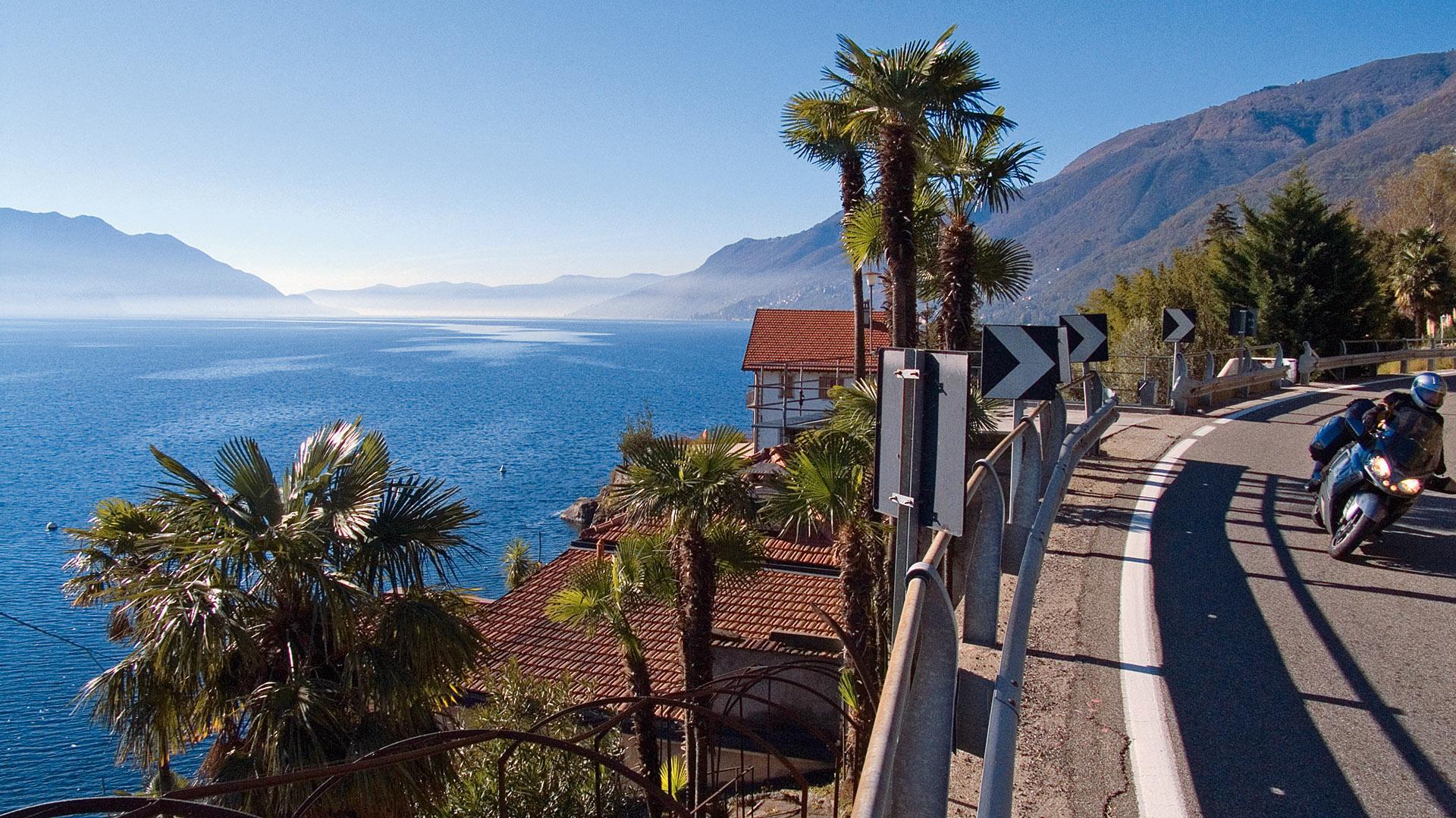 Wasserspiele - Tour 3.1: Lago d'Iseo