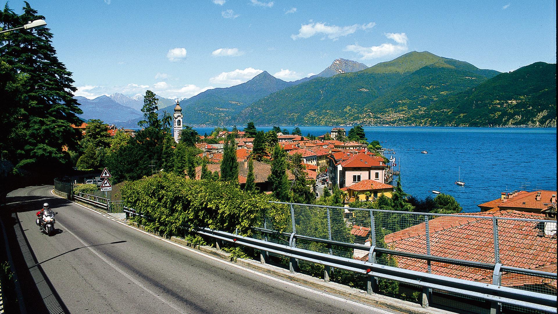Wasserspiele - Tour 4.2: Lago di Como
