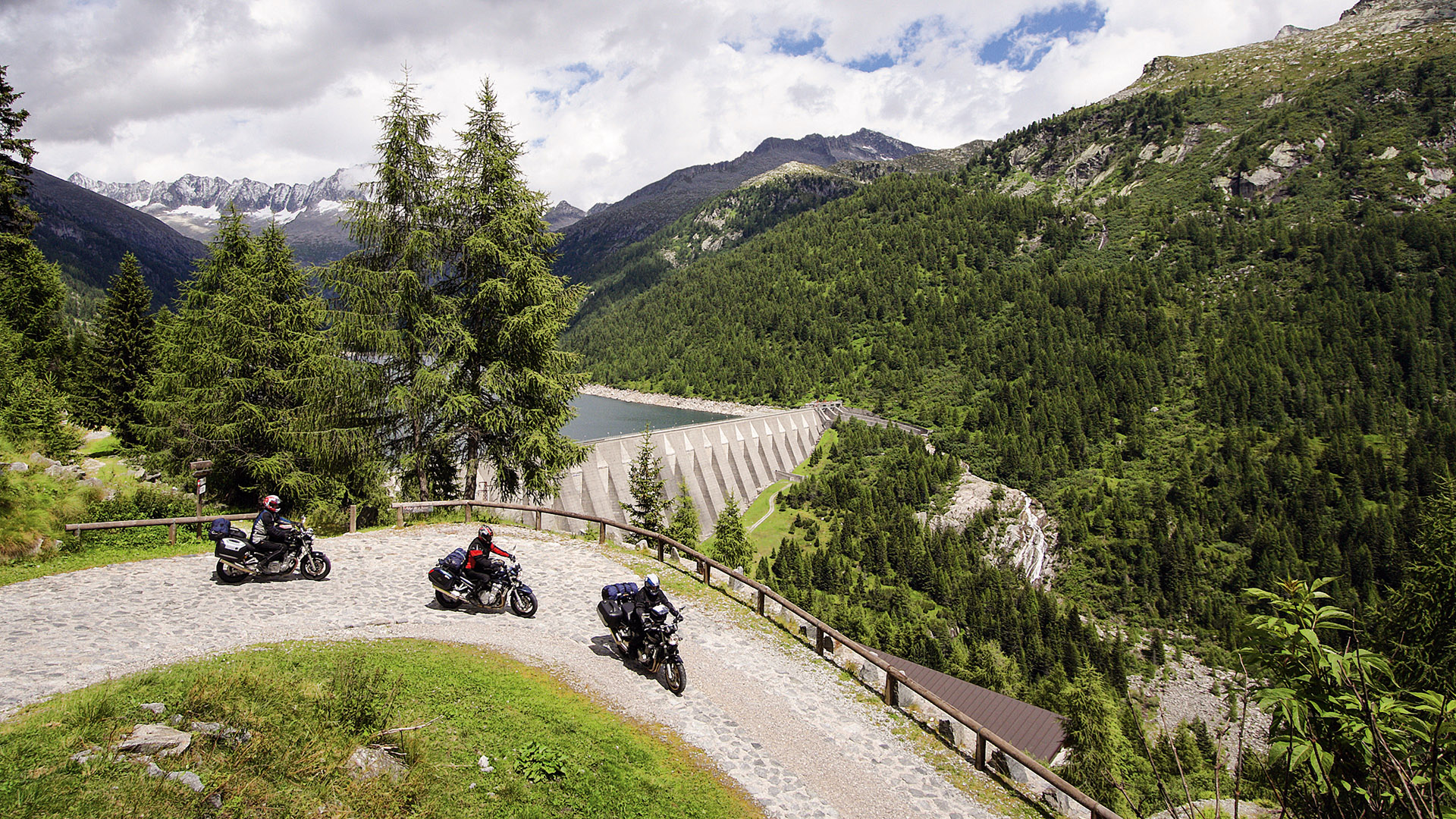 Wasserspiele - Tour 5.1: Lago Maggiore
