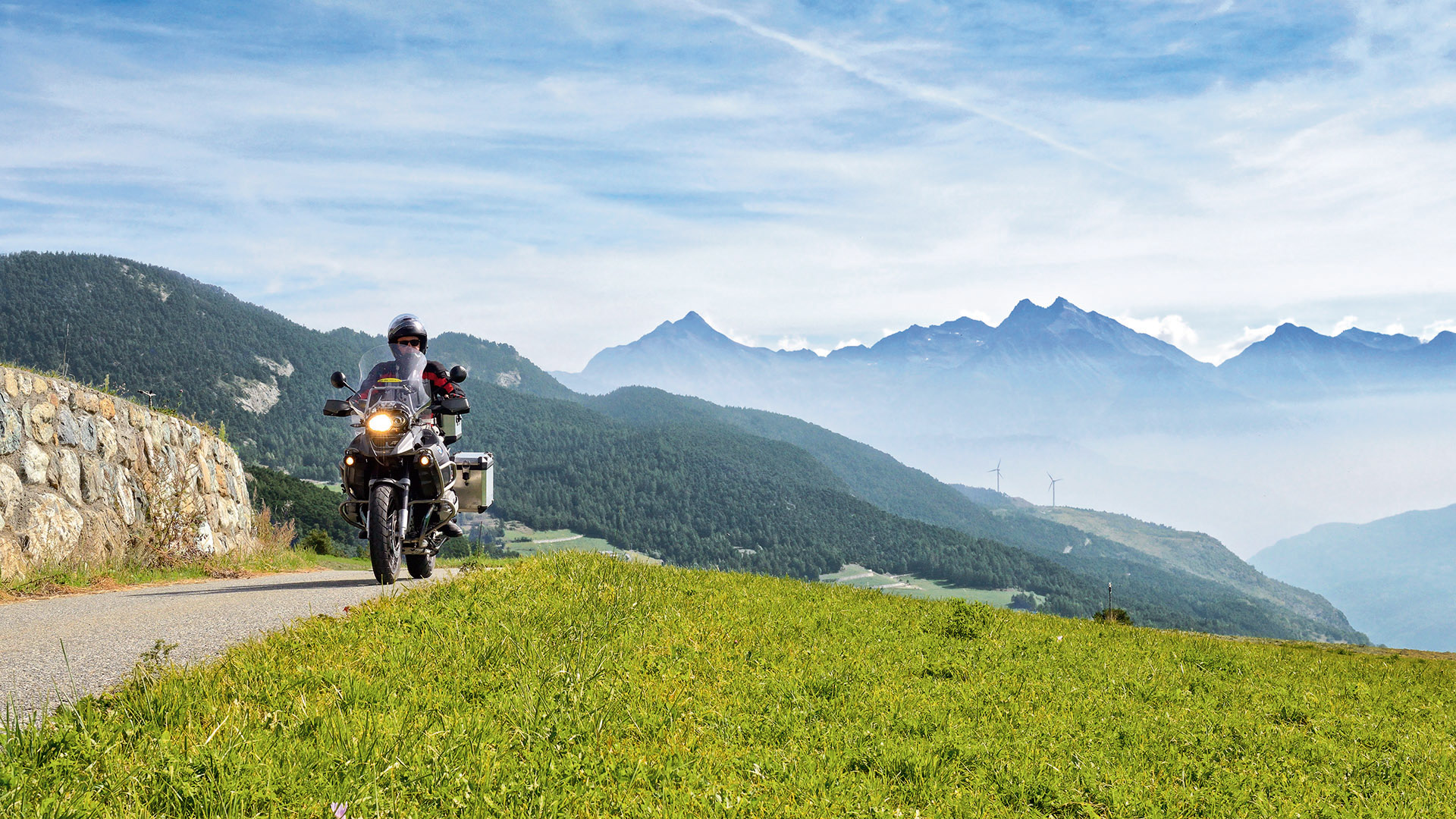 Am Fuß des Weißen Berges- Tour-Ost