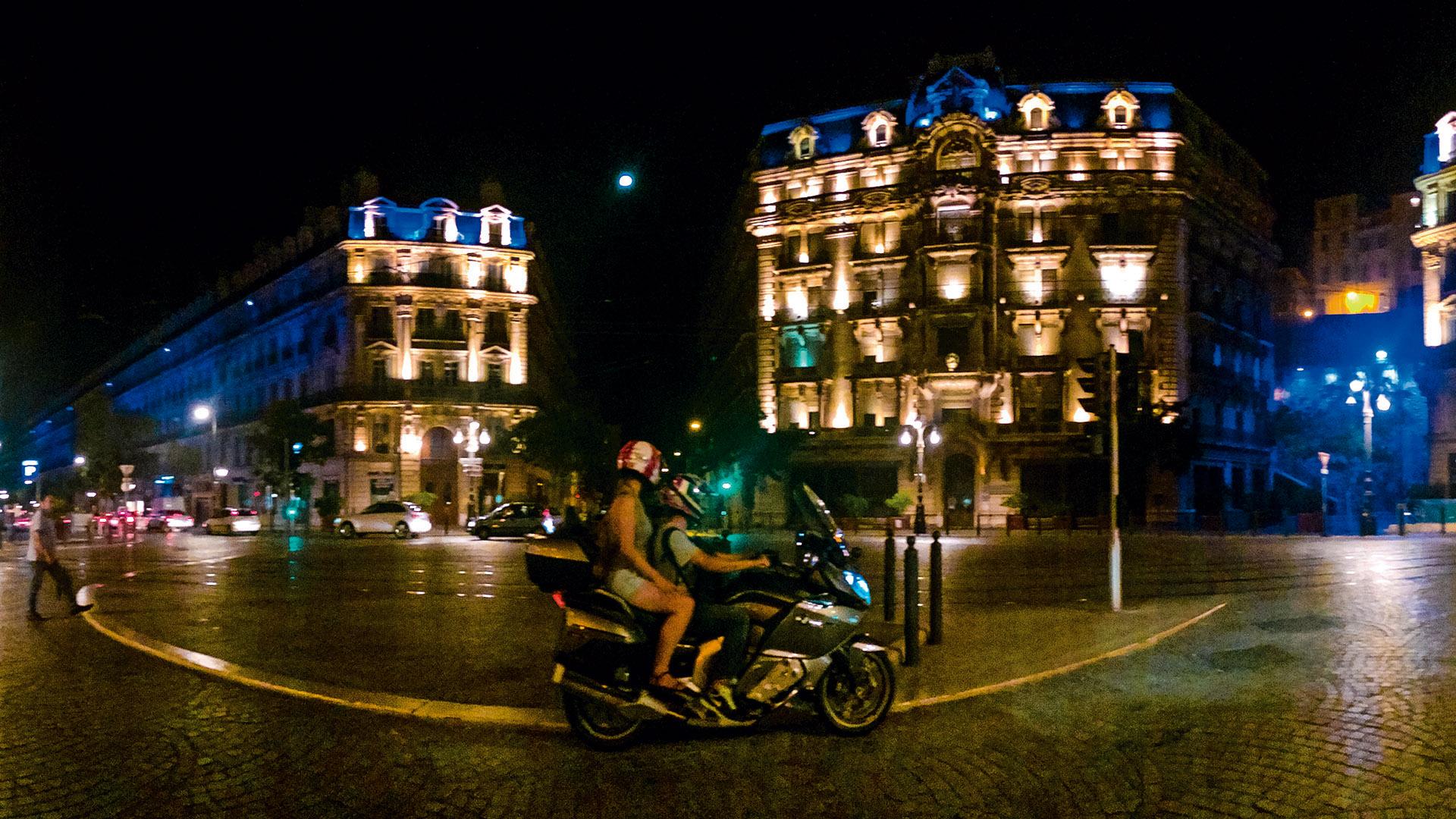 Taxi nach Marseille