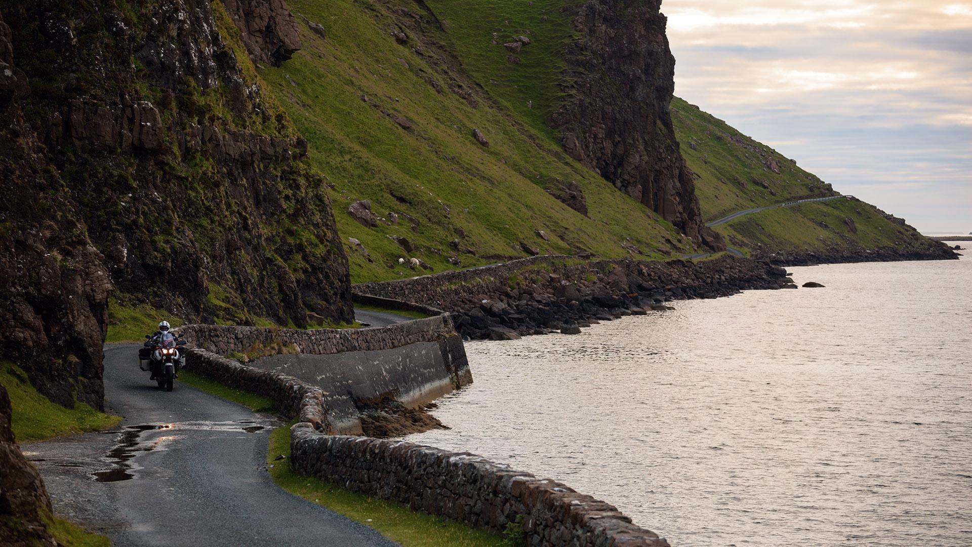 Highlands und Island