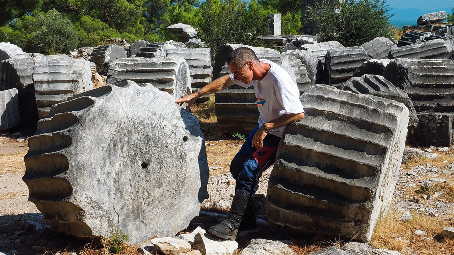 Götter, Gräber und Geschichten - Teil 2
