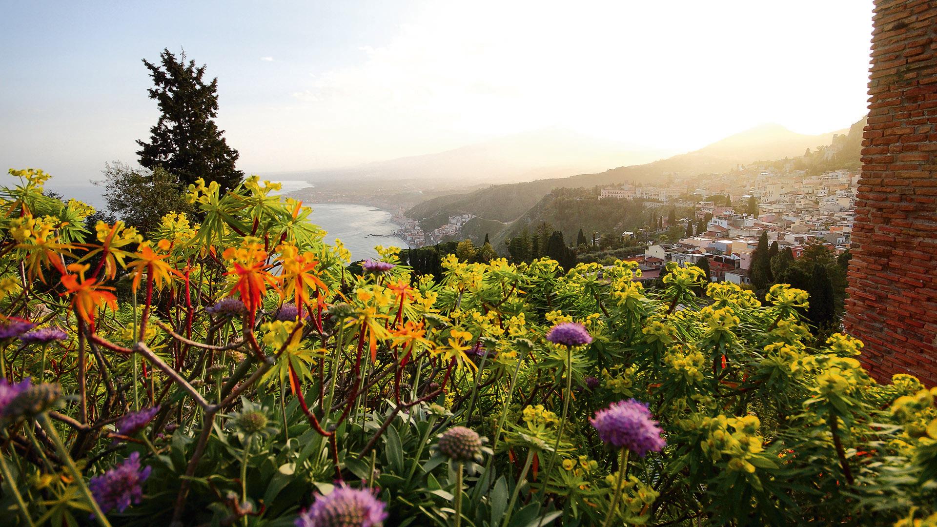 Sizilianischer Frühling