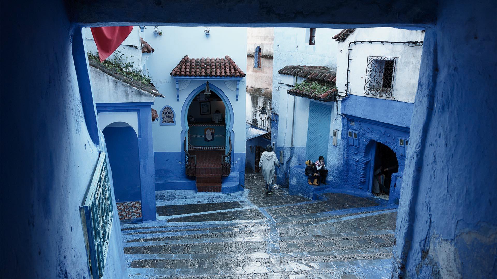Berauschend vielseitig - Portugal - Bardenas Reales
