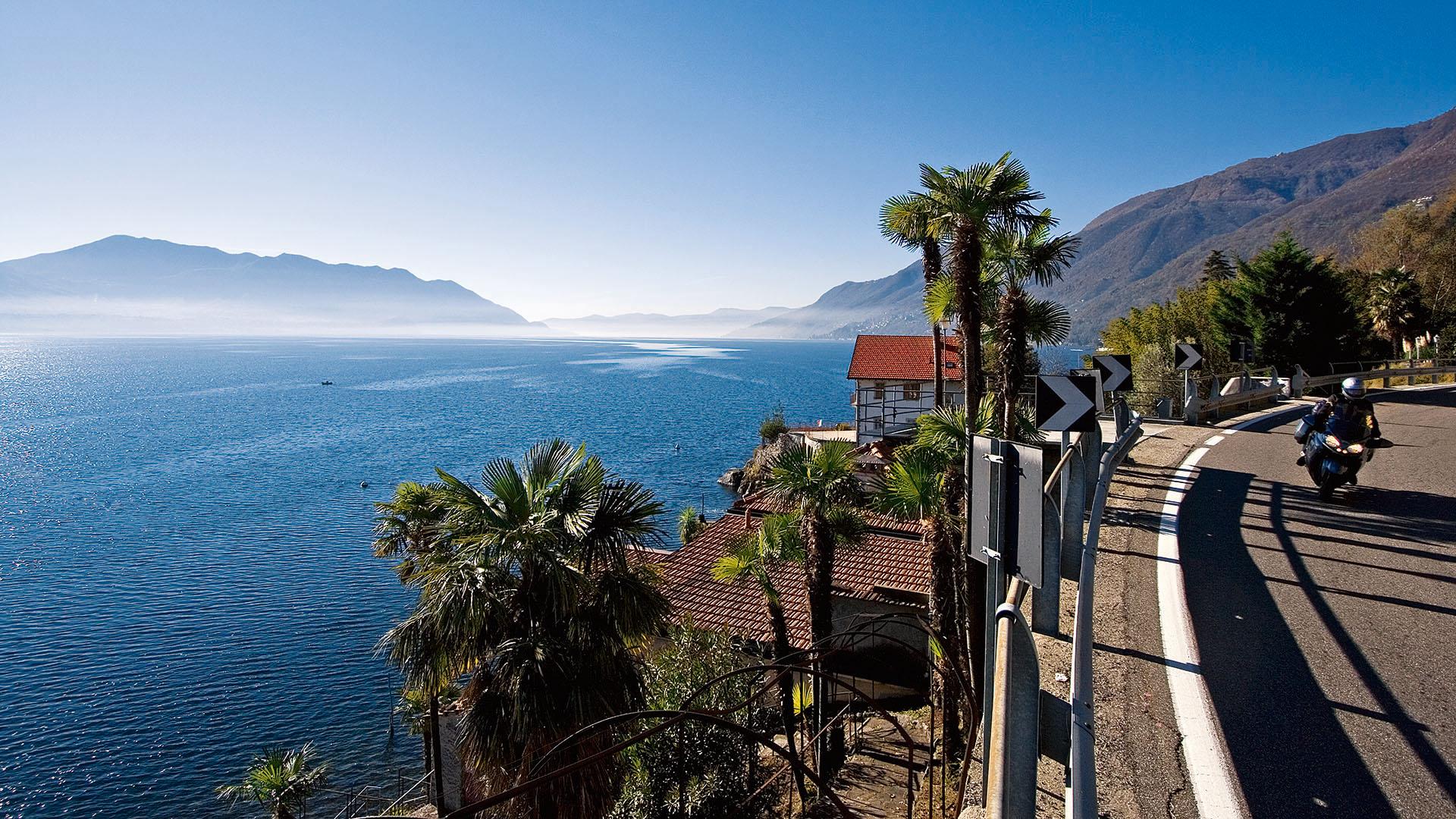 Tour 1 - Lago Maggiore