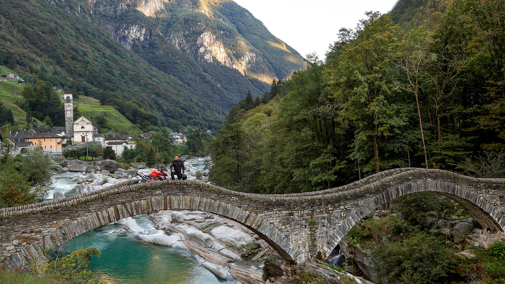 Tour 3 - Valle Verzasca
