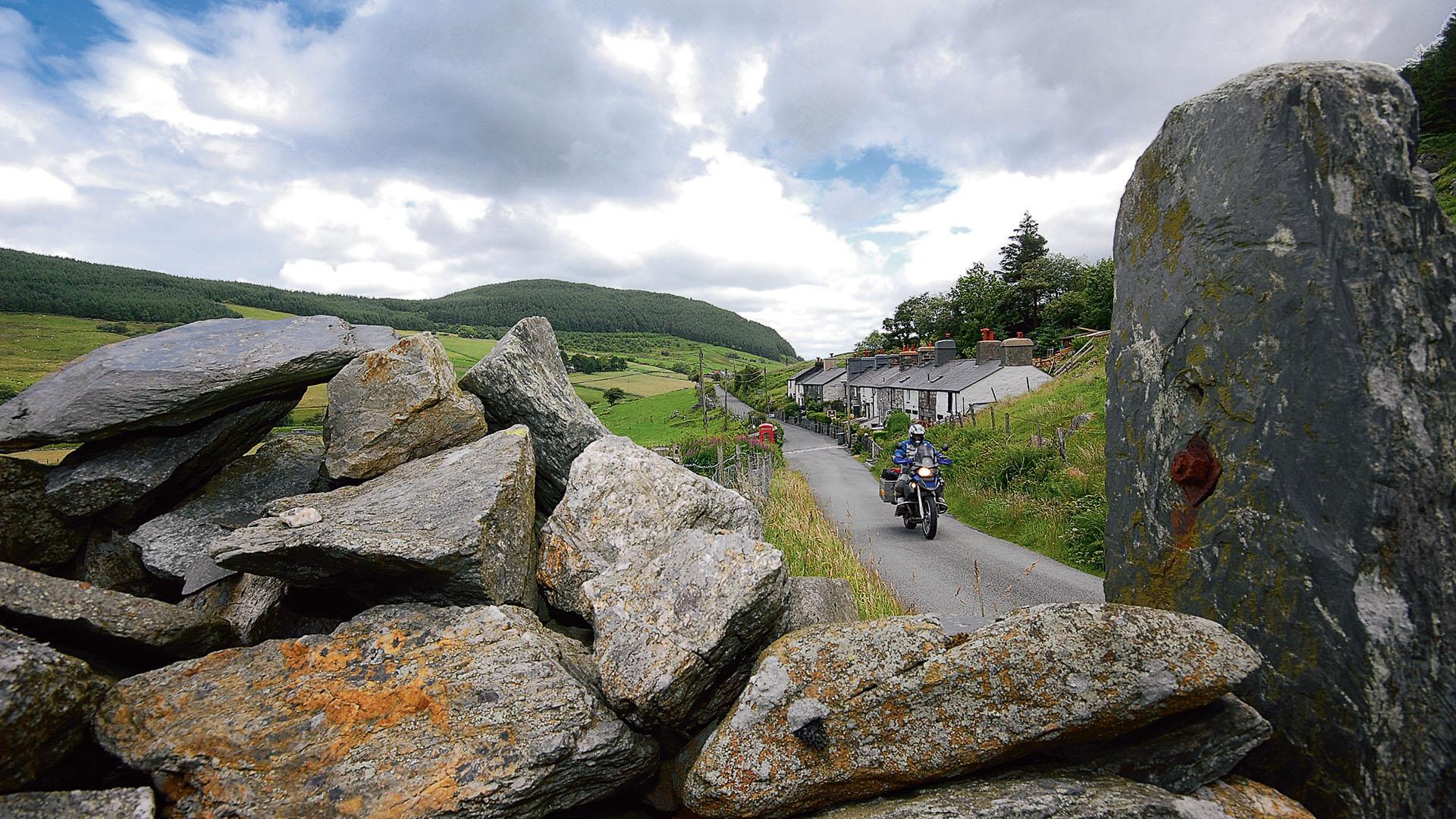 Tour 2: Wales