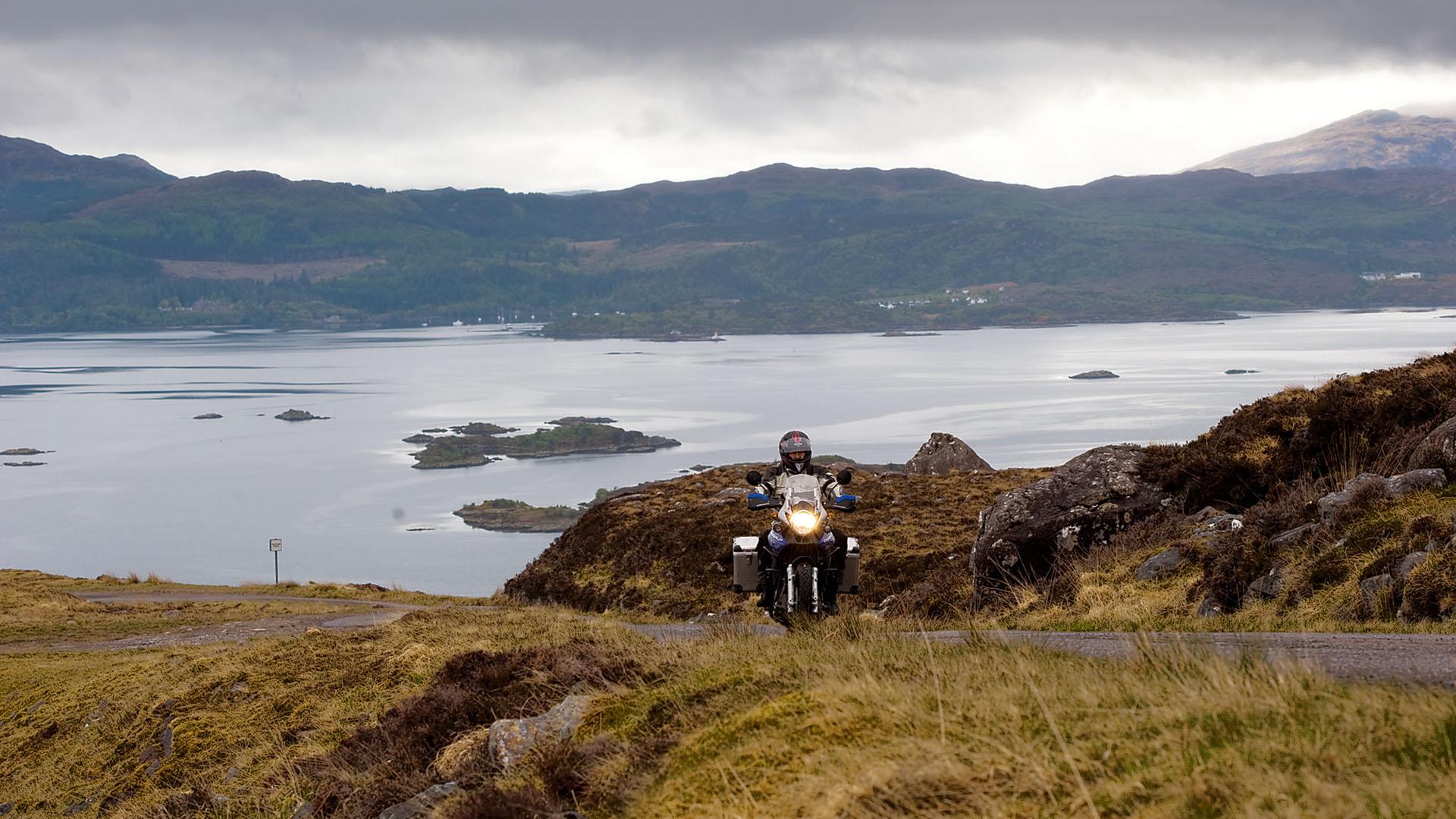 Tour 6: Schottland