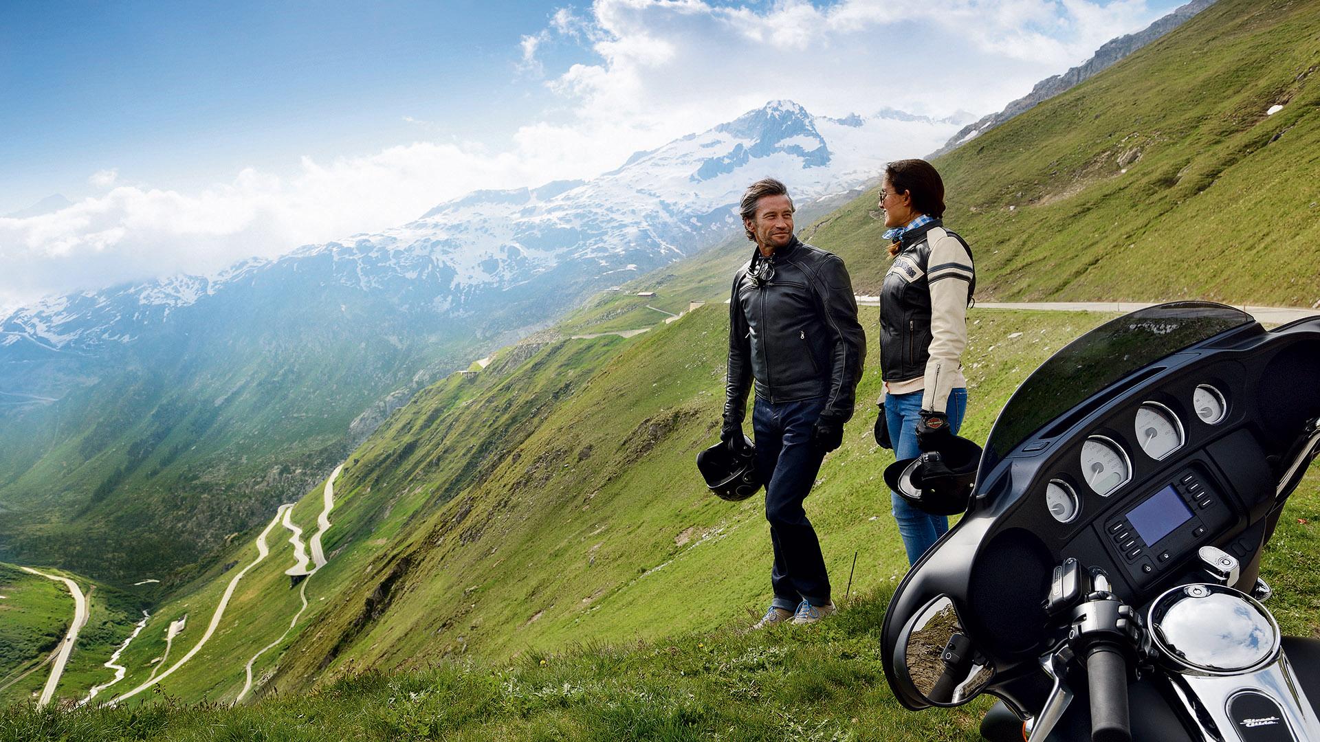 Tourabschnitt 4 - Schaffhausen-Davos