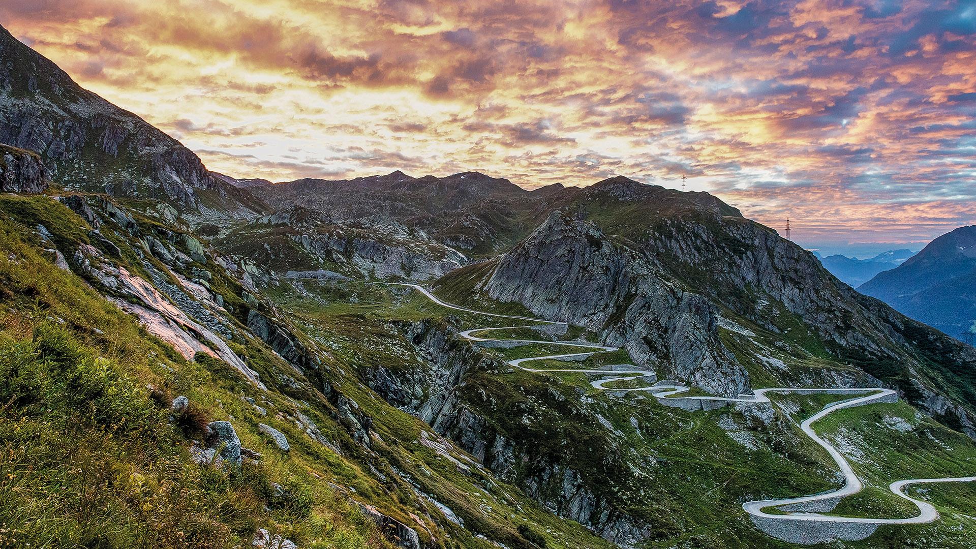 Tourabschnitt 6 - Lugano-Zermatt