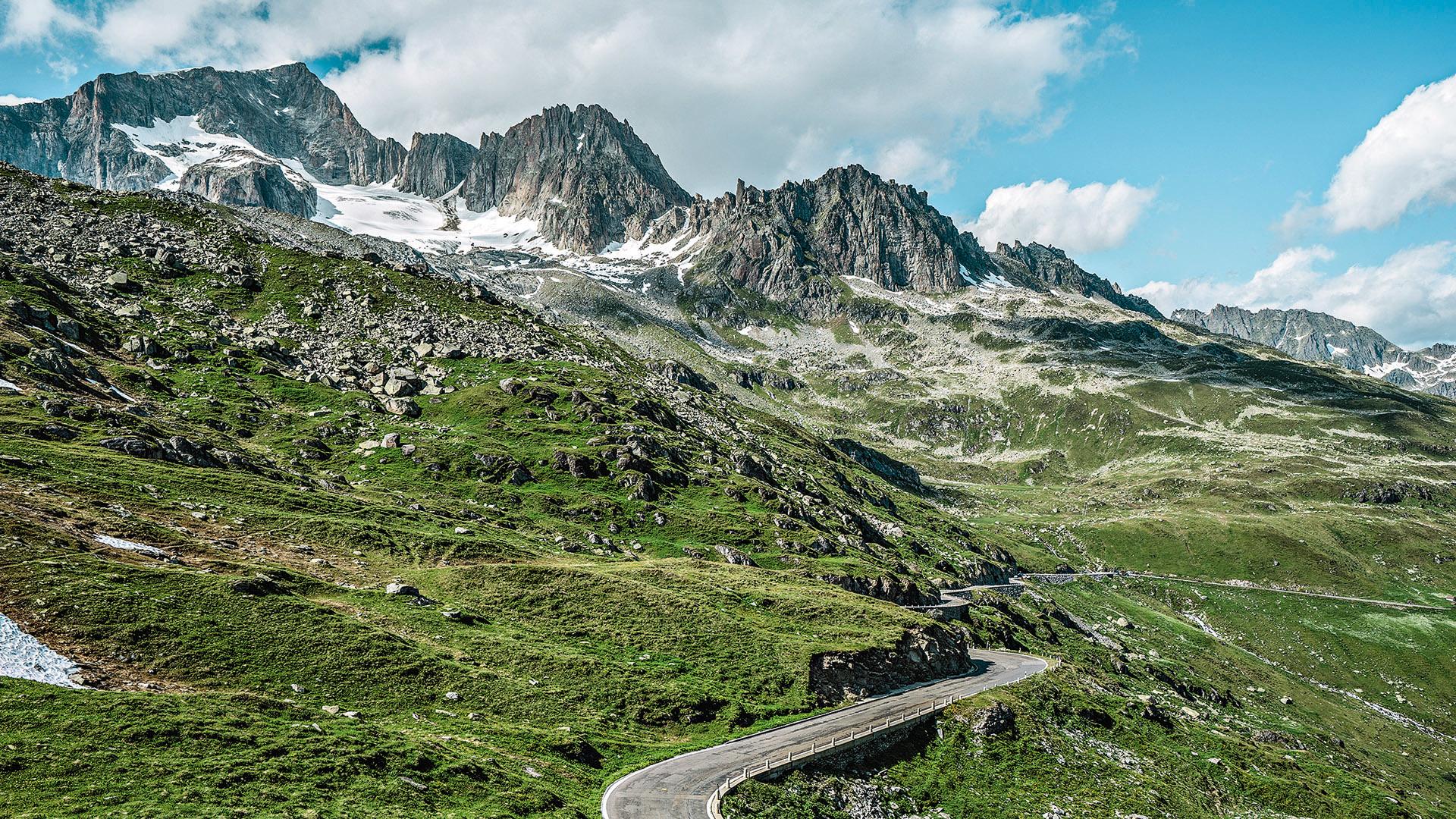 Extra-Route - 6-Pässe-Fahrt